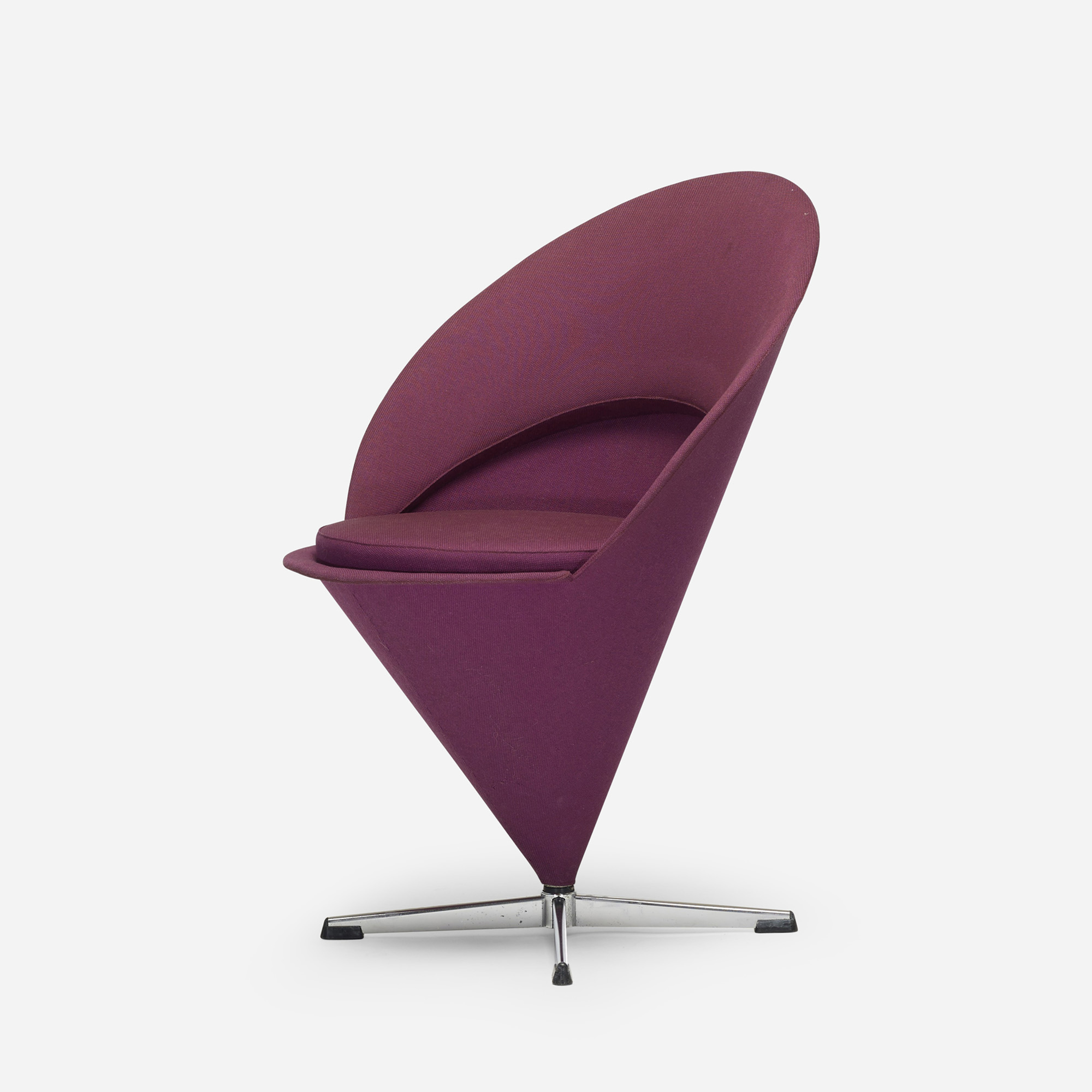 648: Verner Panton / Cone chair (2 of 4)