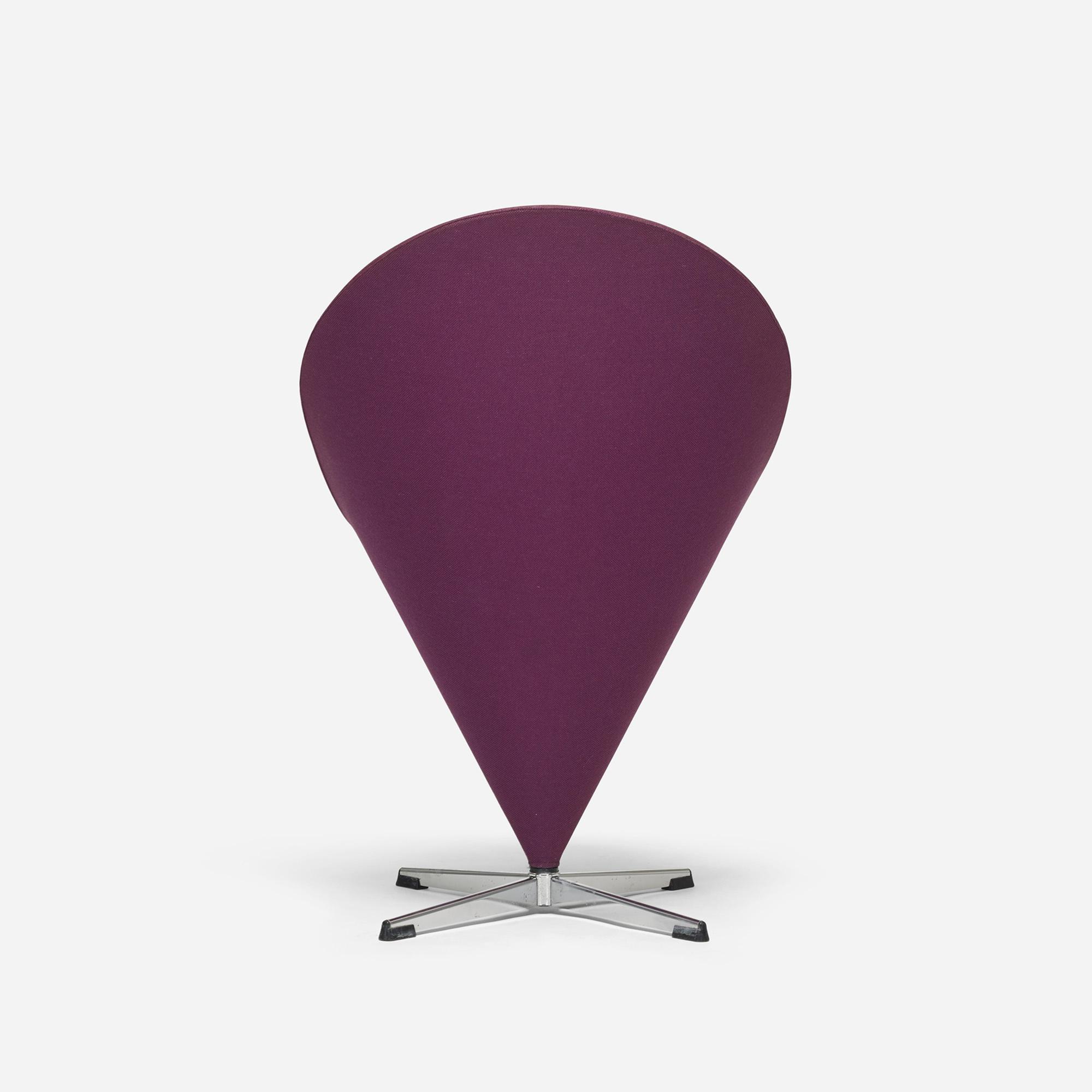 648: Verner Panton / Cone chair (3 of 4)