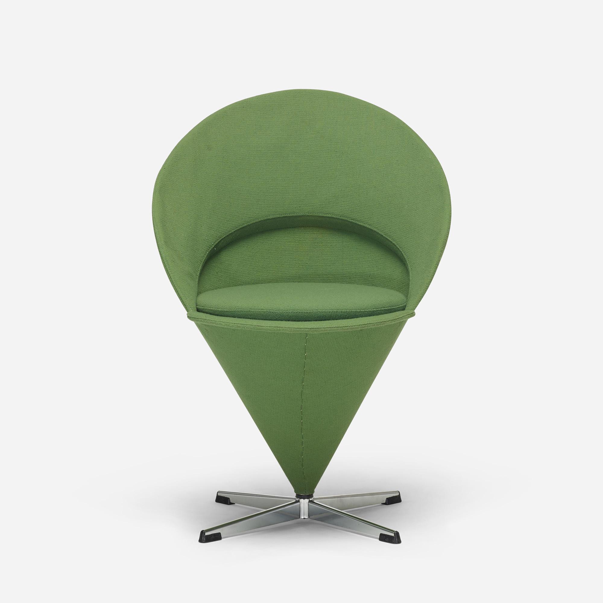 649: Verner Panton / Cone chair (1 of 4)
