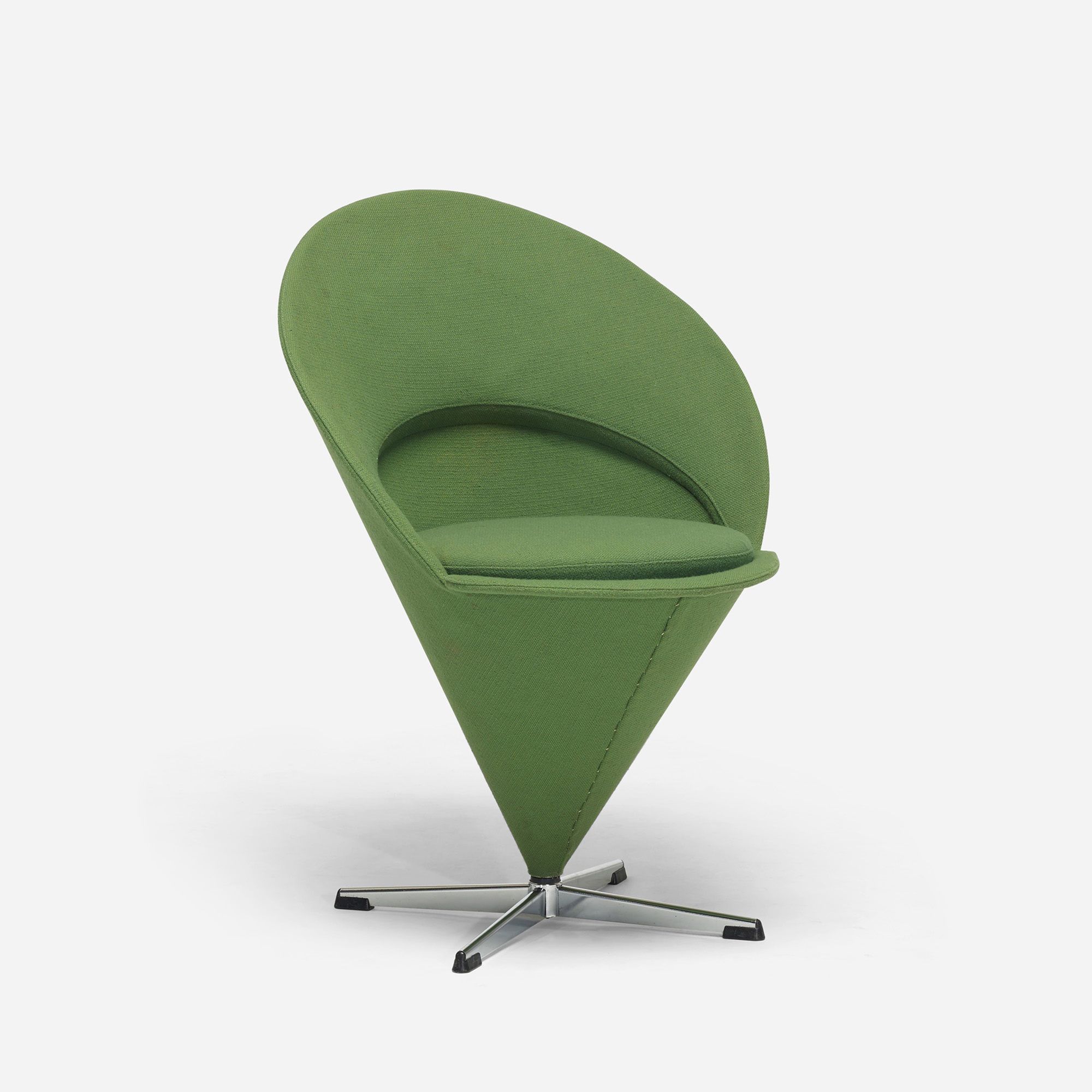 649: Verner Panton / Cone chair (2 of 4)