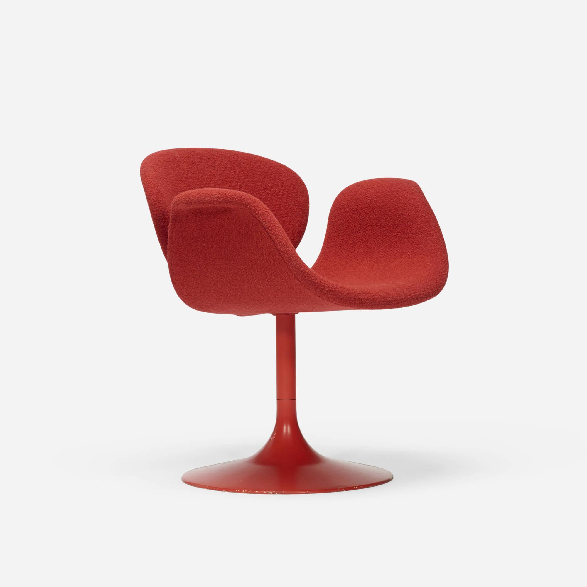 652: Pierre Paulin / Little Tulip armchair (2 of 3)