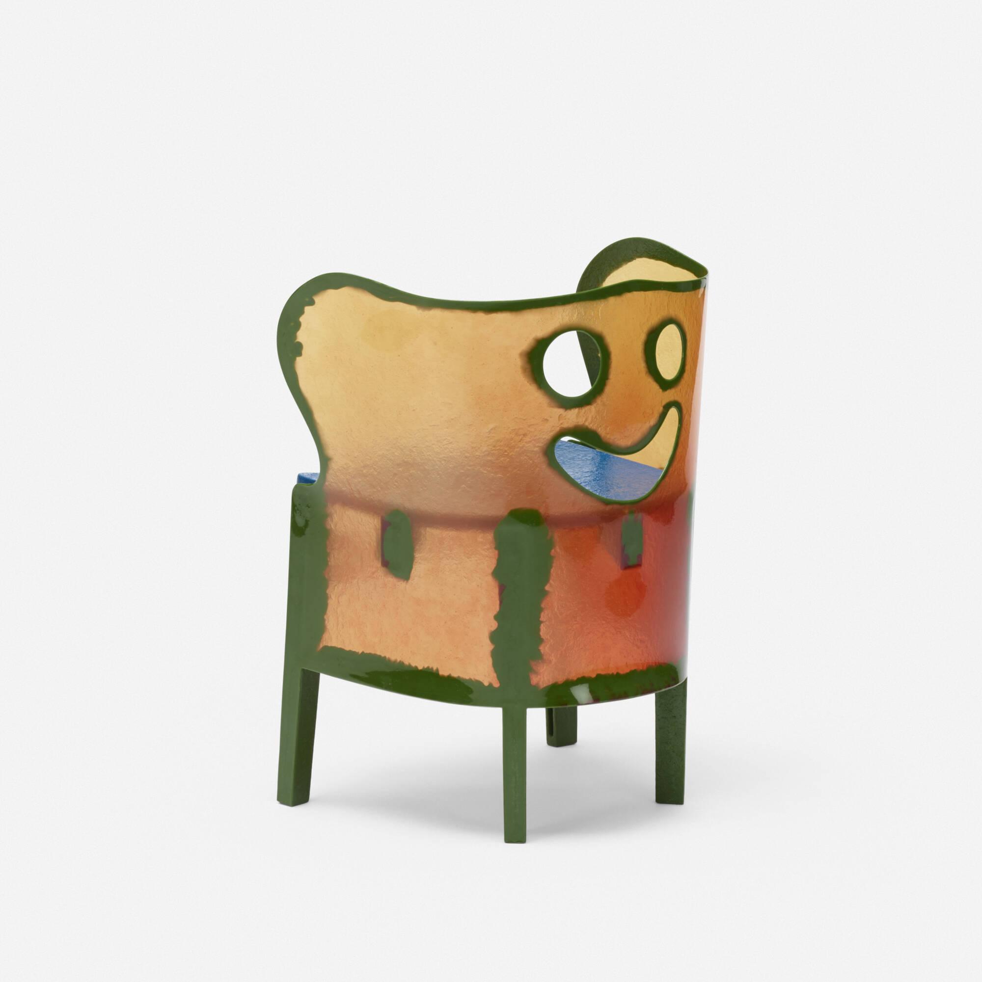 660: Gaetano Pesce / Crosby child's chair (1 of 3)