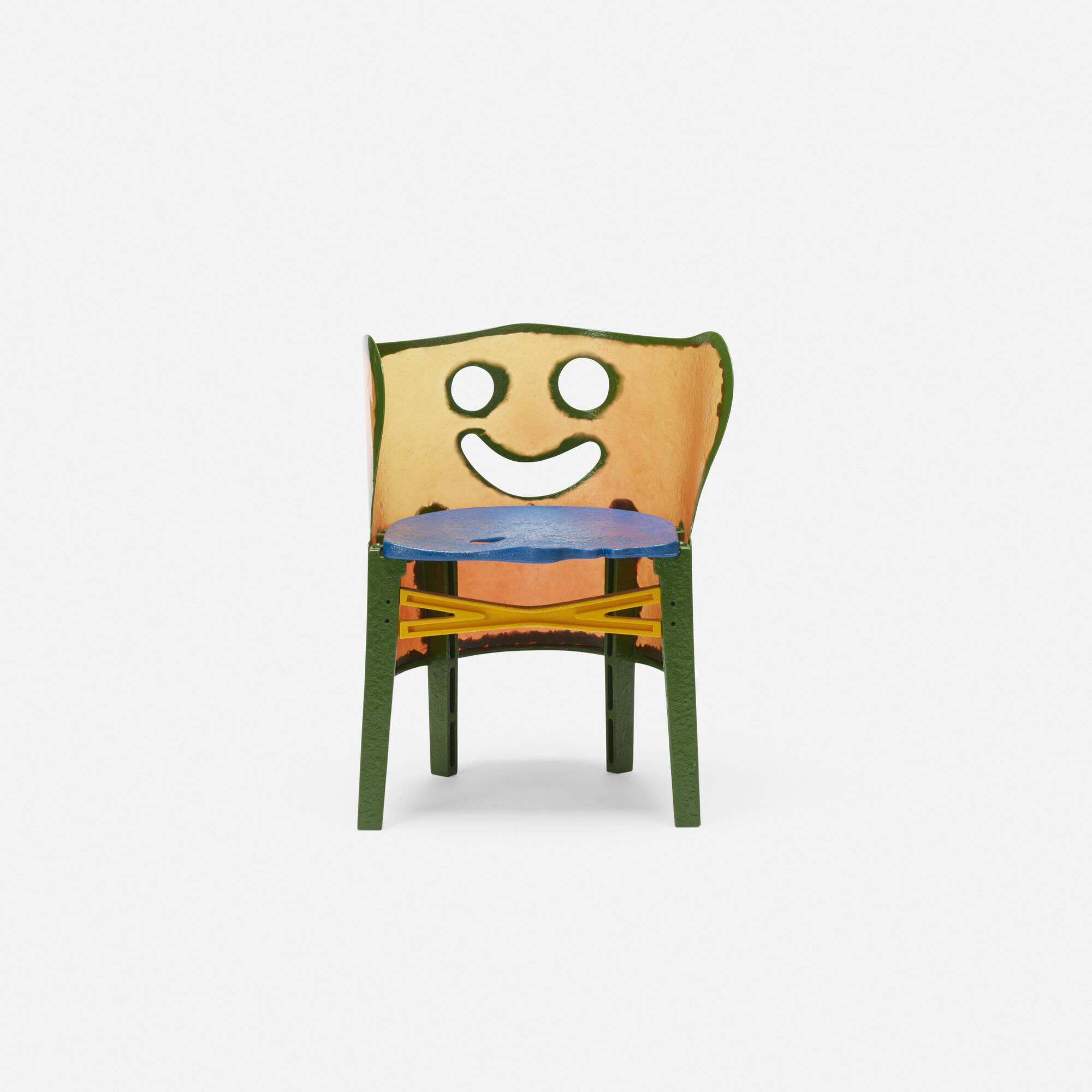660: Gaetano Pesce / Crosby child's chair (2 of 3)