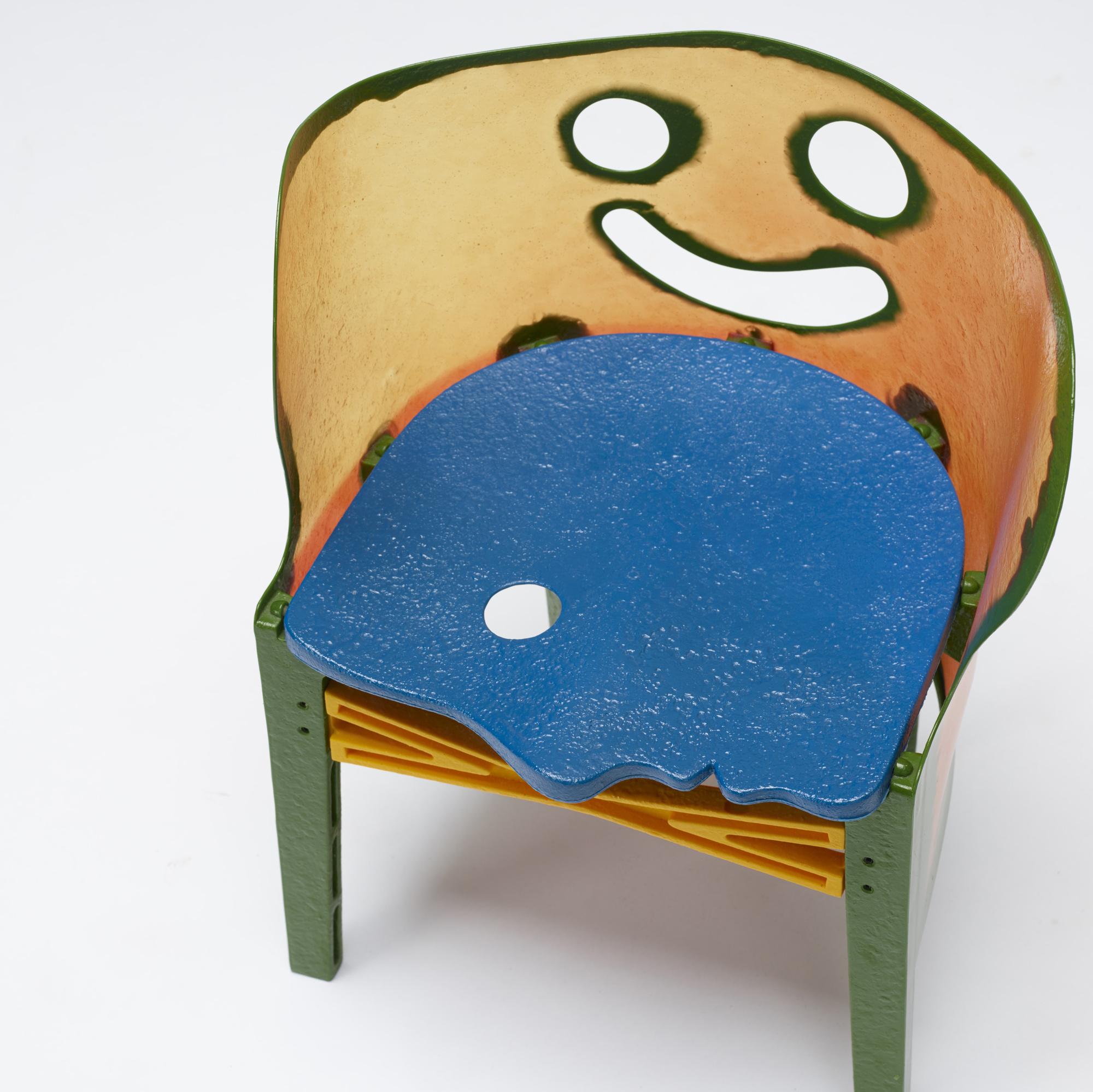 660: Gaetano Pesce / Crosby child's chair (3 of 3)