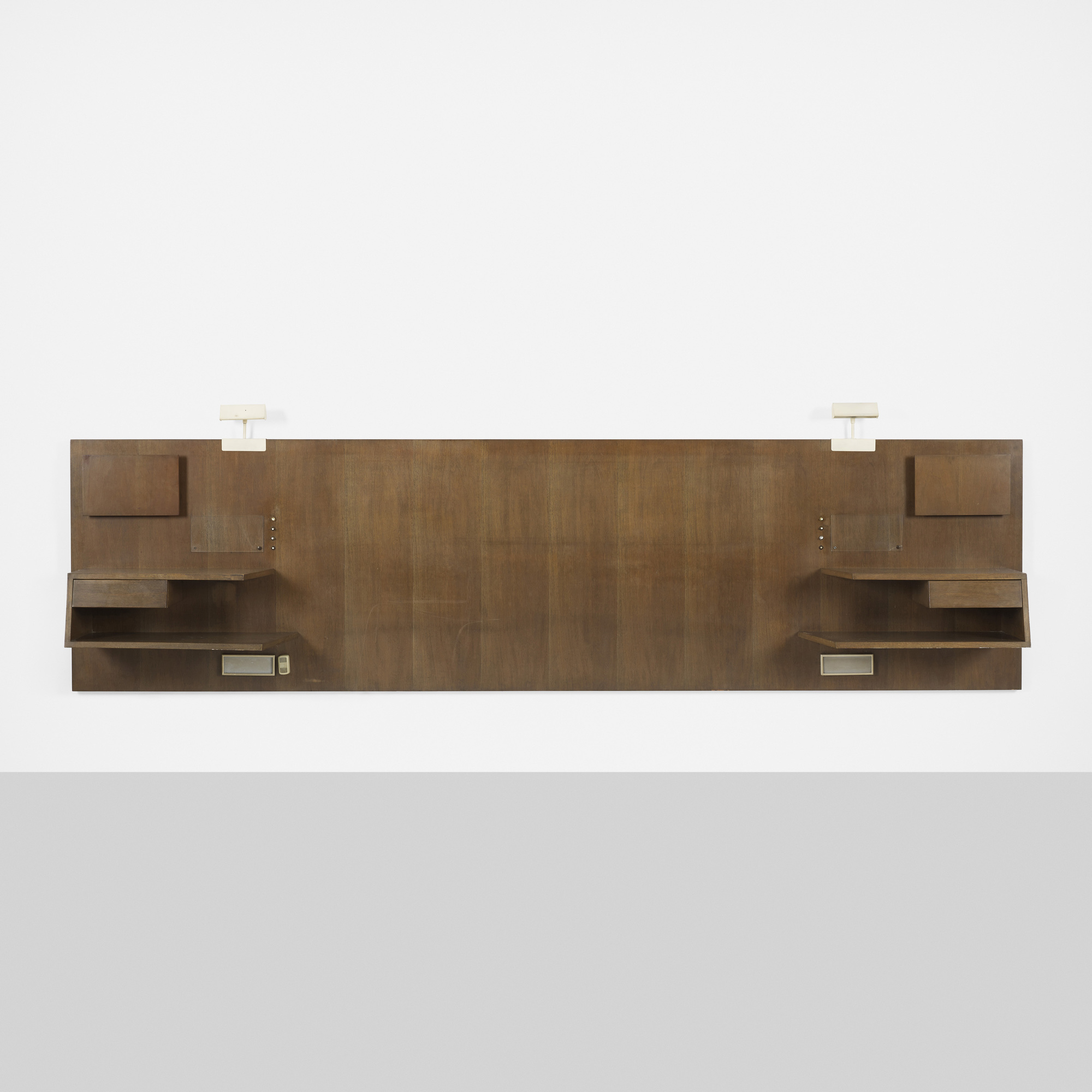 664: Gio Ponti / queen-sized headboard (1 of 1)