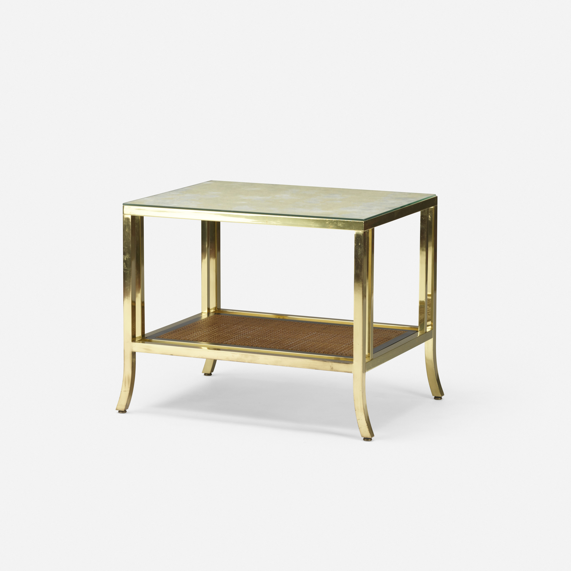 671: In the manner of Harvey Probber / occasional table (1 of 1)