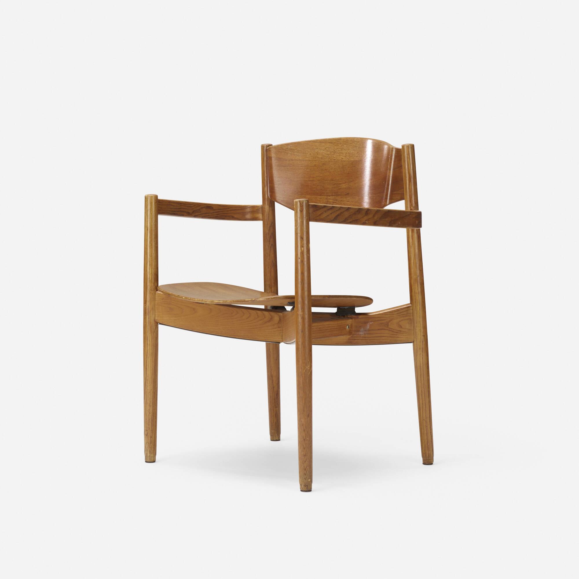 681: Jens Risom / armchair (1 of 4)