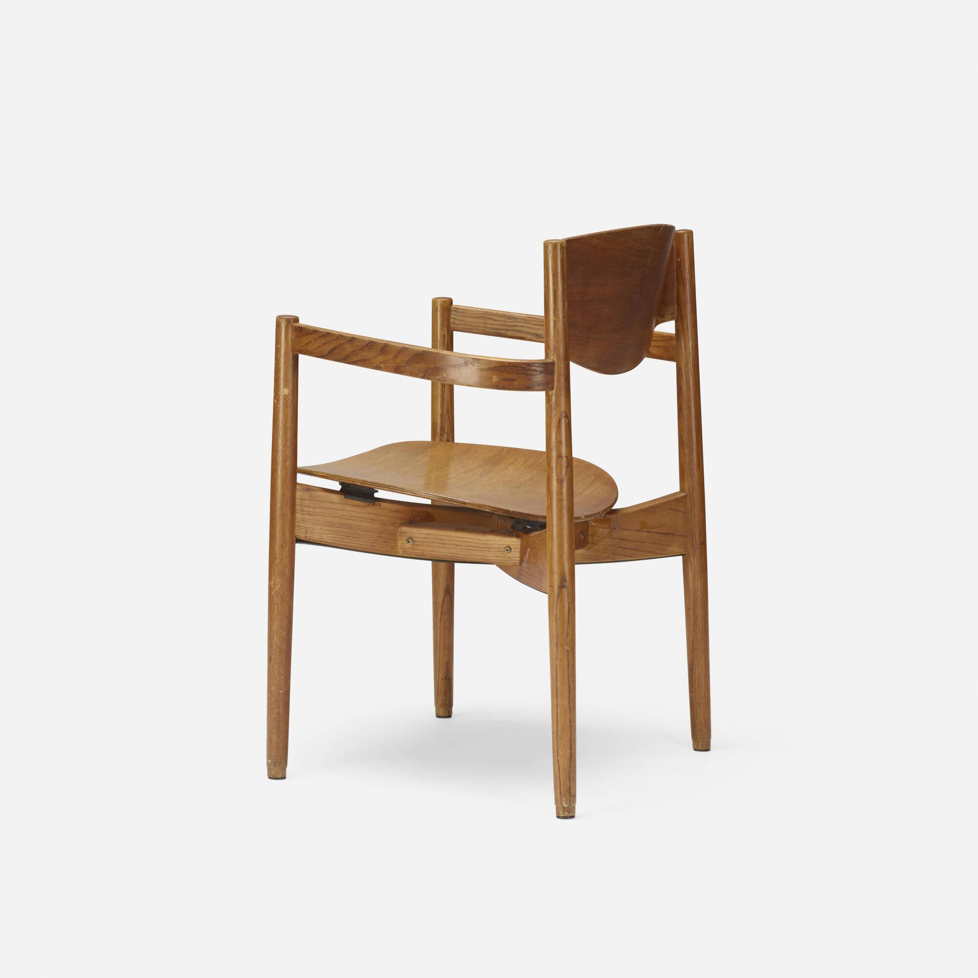 681: Jens Risom / armchair (2 of 4)