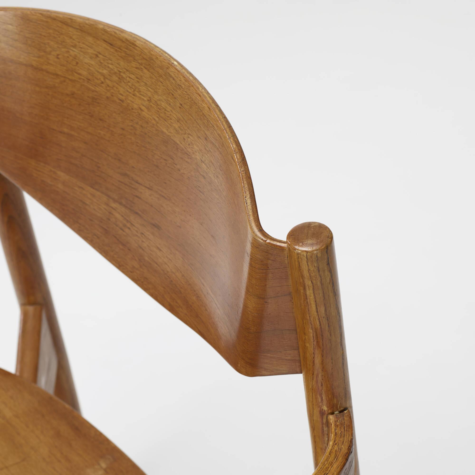 681: Jens Risom / armchair (3 of 4)