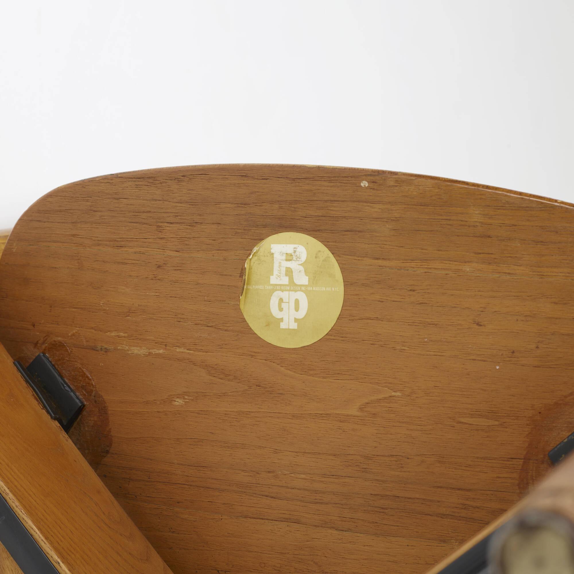 681: Jens Risom / armchair (4 of 4)