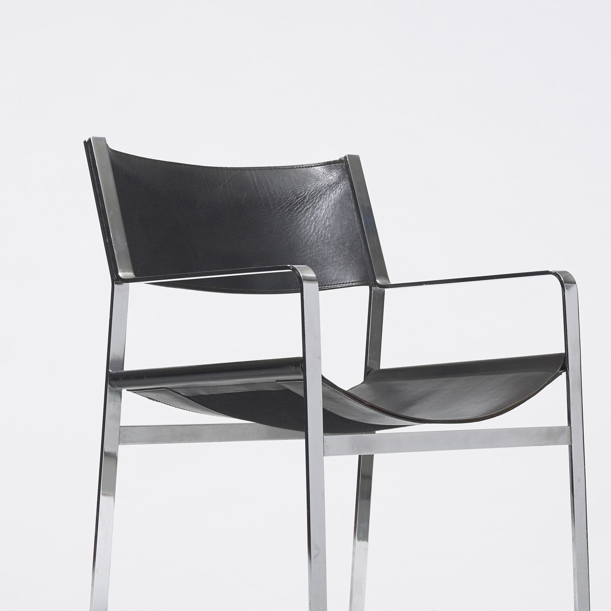 687: HANS J. WEGNER, armchair, model JH812