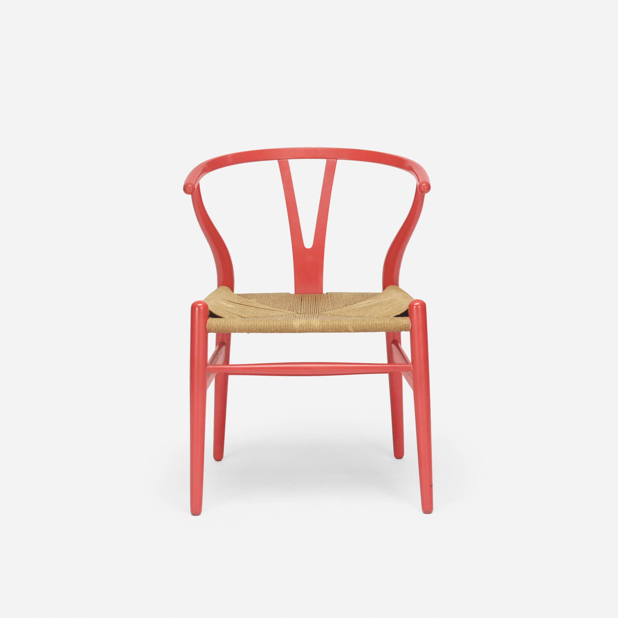 693 Hans J Wegner Wishbone chair model CH24 Mass Modern Day