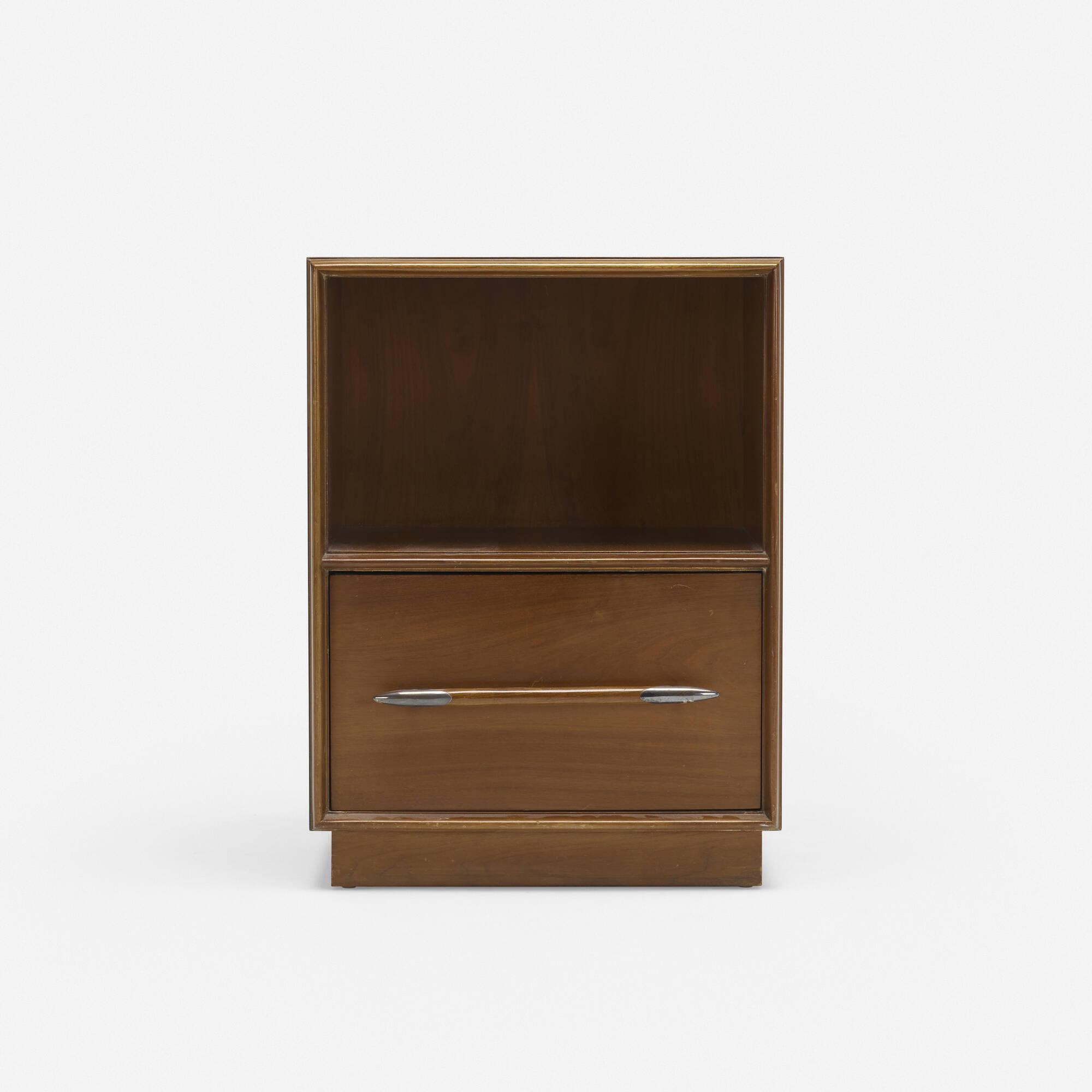 695: T.H. Robsjohn-Gibbings / nightstand (1 of 3)
