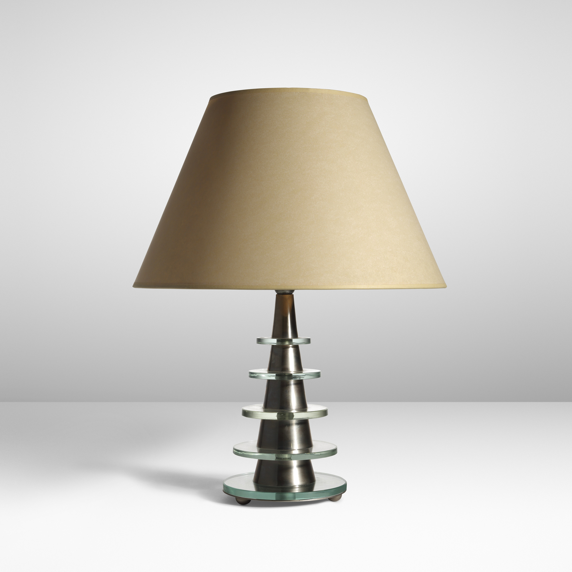 6: Maison Desny / Rare table lamp (1 of 2)