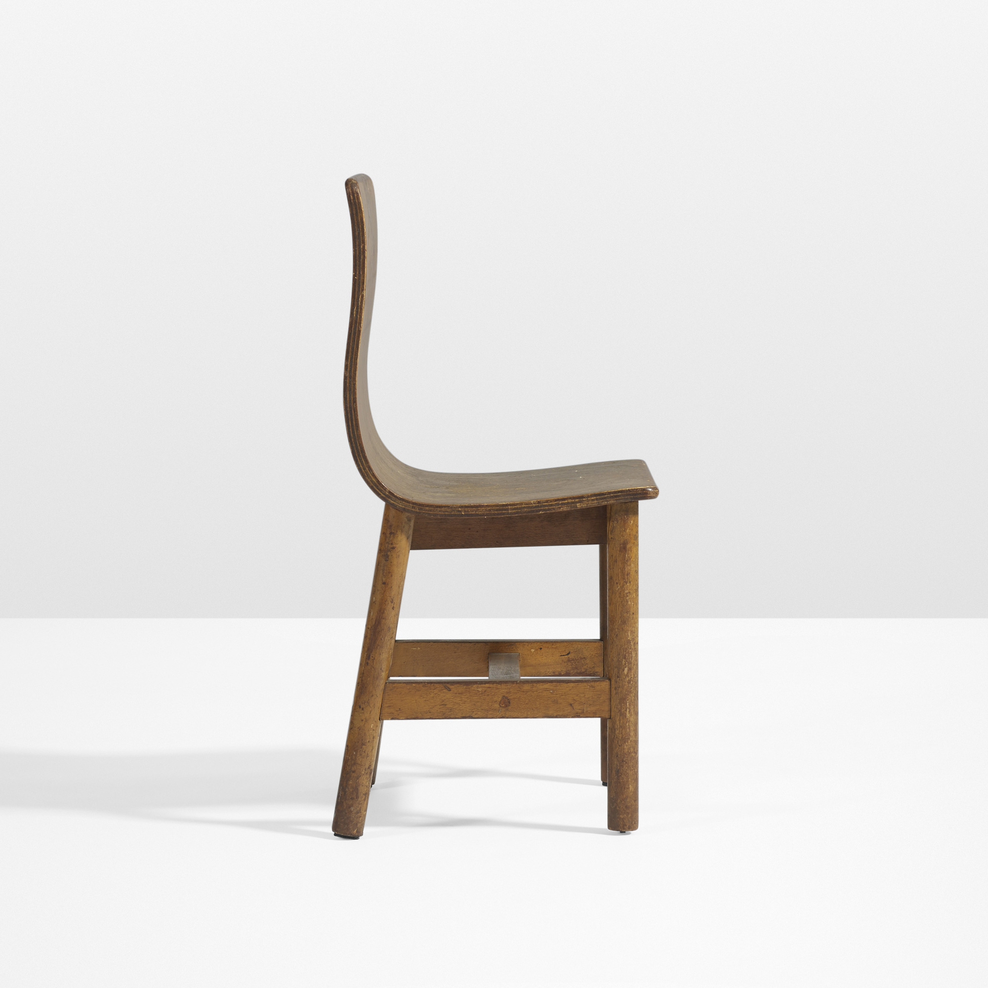6 Charles Eames and Eero Saarinen Rare and early chair for the