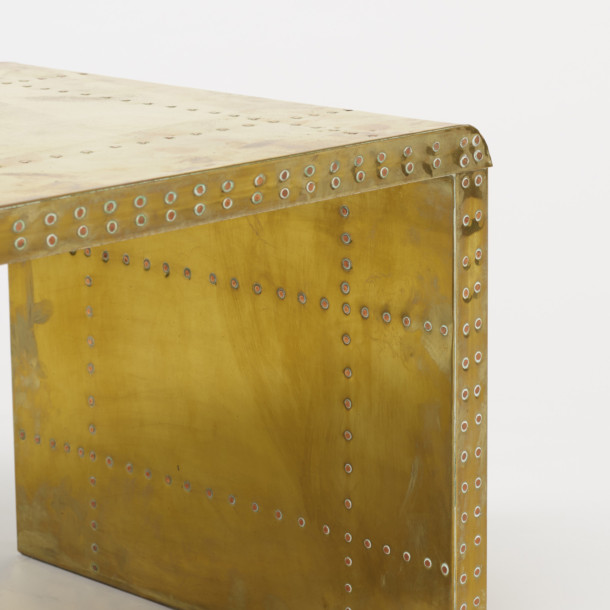 710: Sarreid Ltd. / tables, pair (3 of 3)