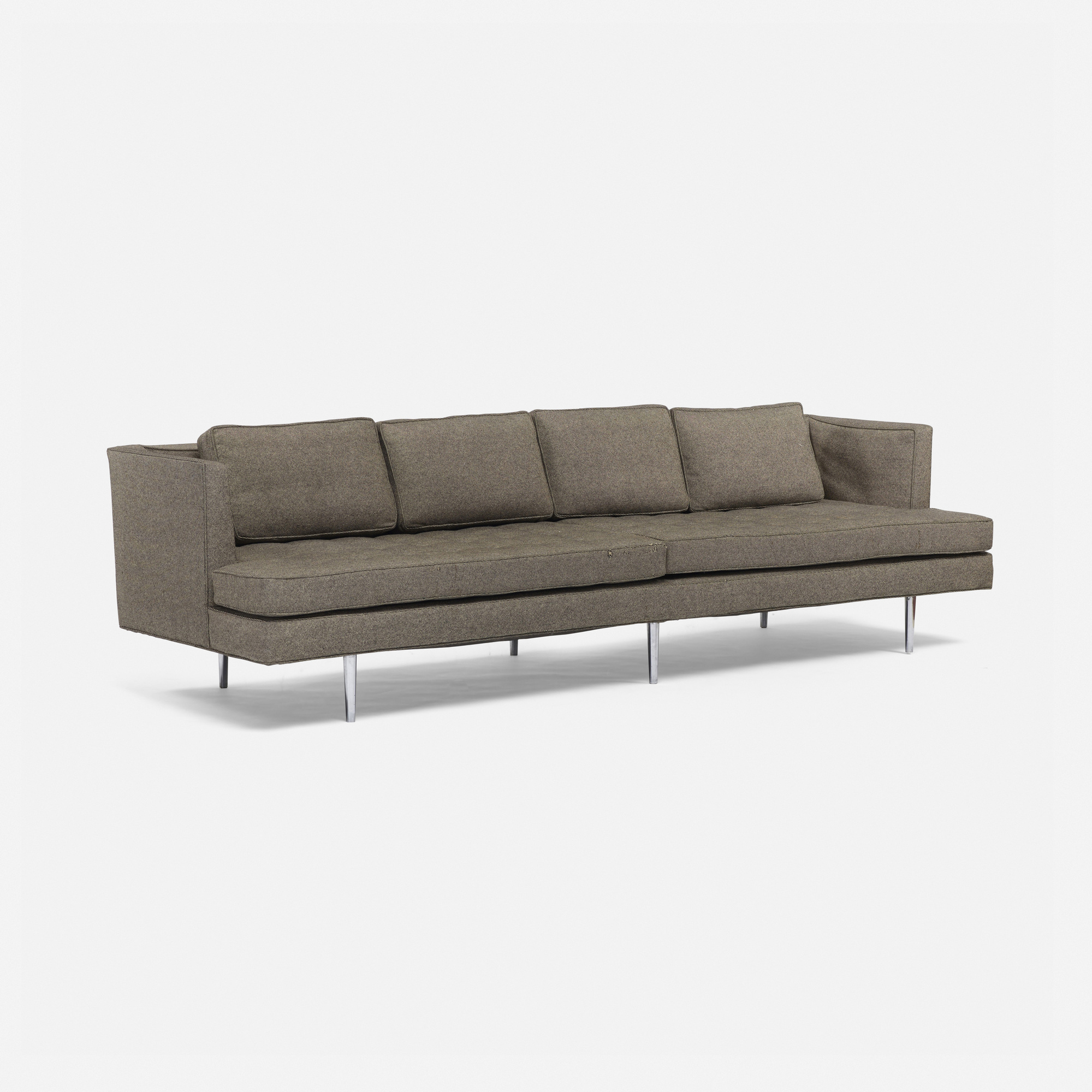 ... 711: Edward Wormley / Sofa, Model 4907A (3 Of 3)