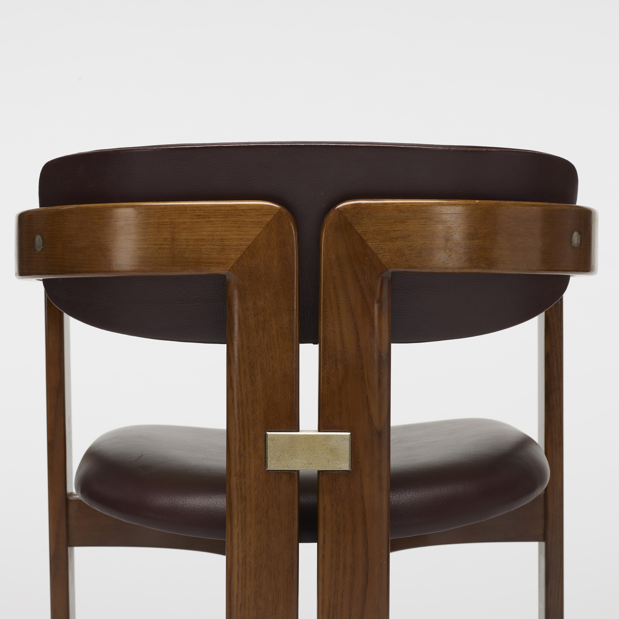 711: Augusto Savini / Pamplona dining chairs, pair (4 of 4)