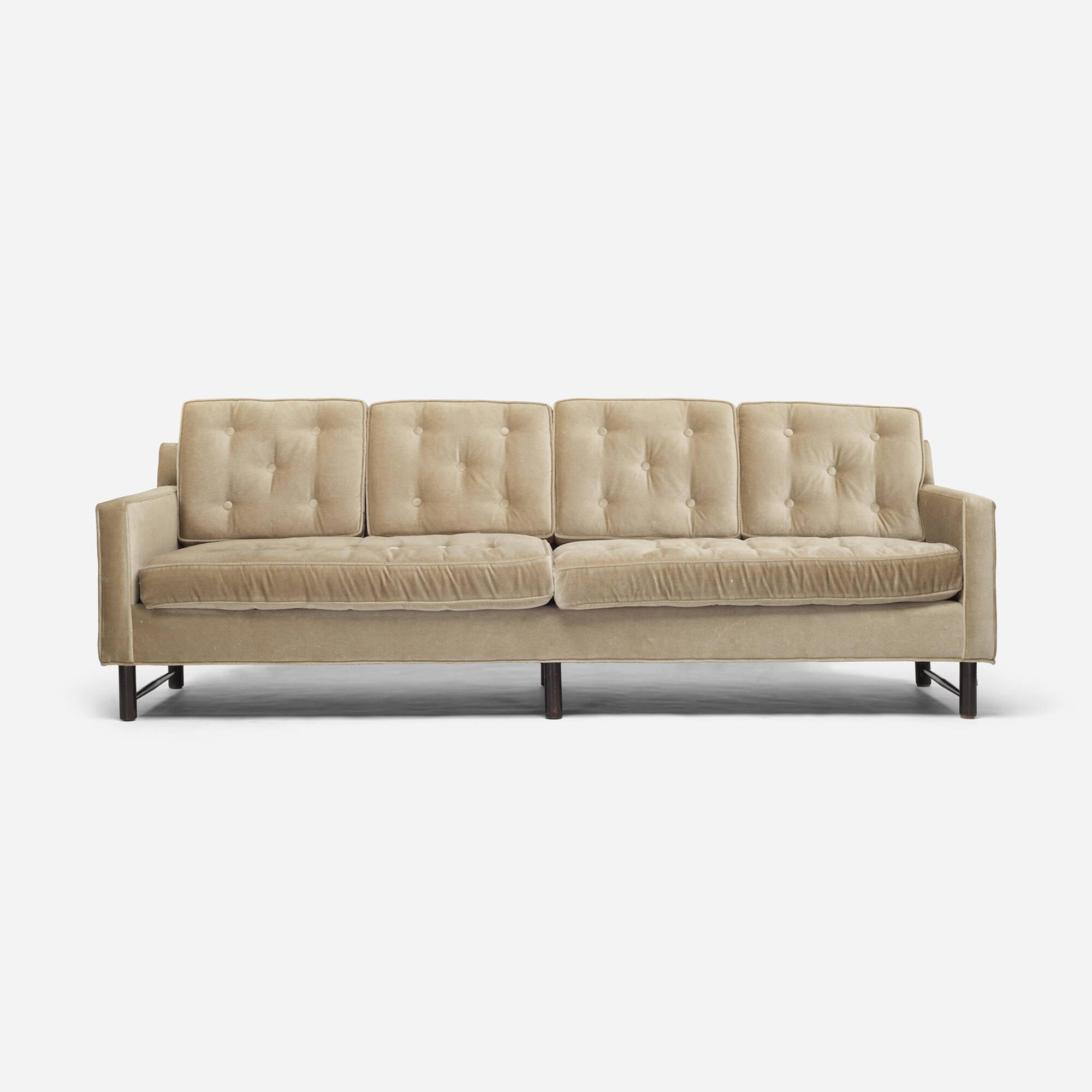 Lovely ... 712: Edward Wormley / Sofa, Model 5138 (2 Of 3)