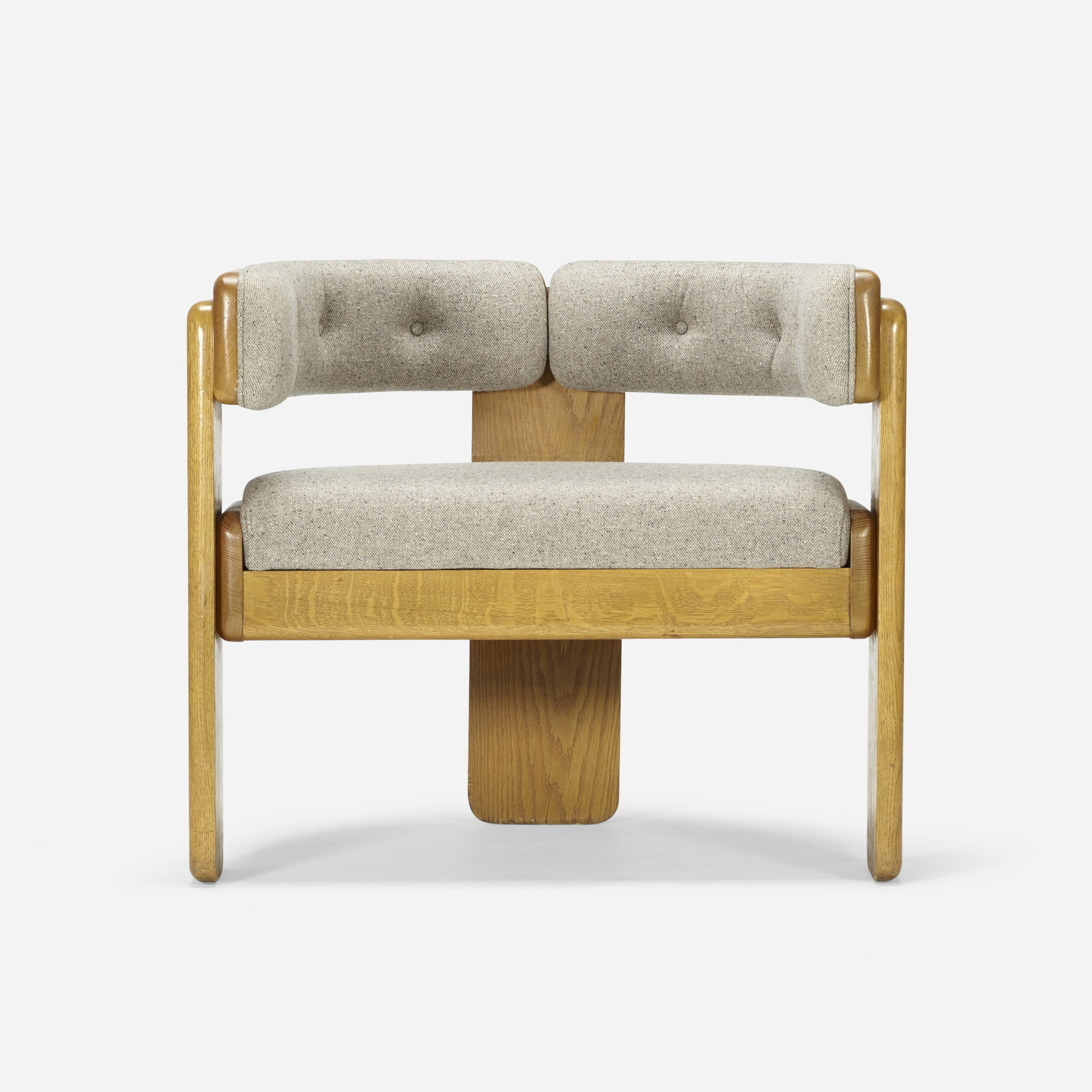 715: Afra and Tobia Scarpa / lounge chair (1 of 2)