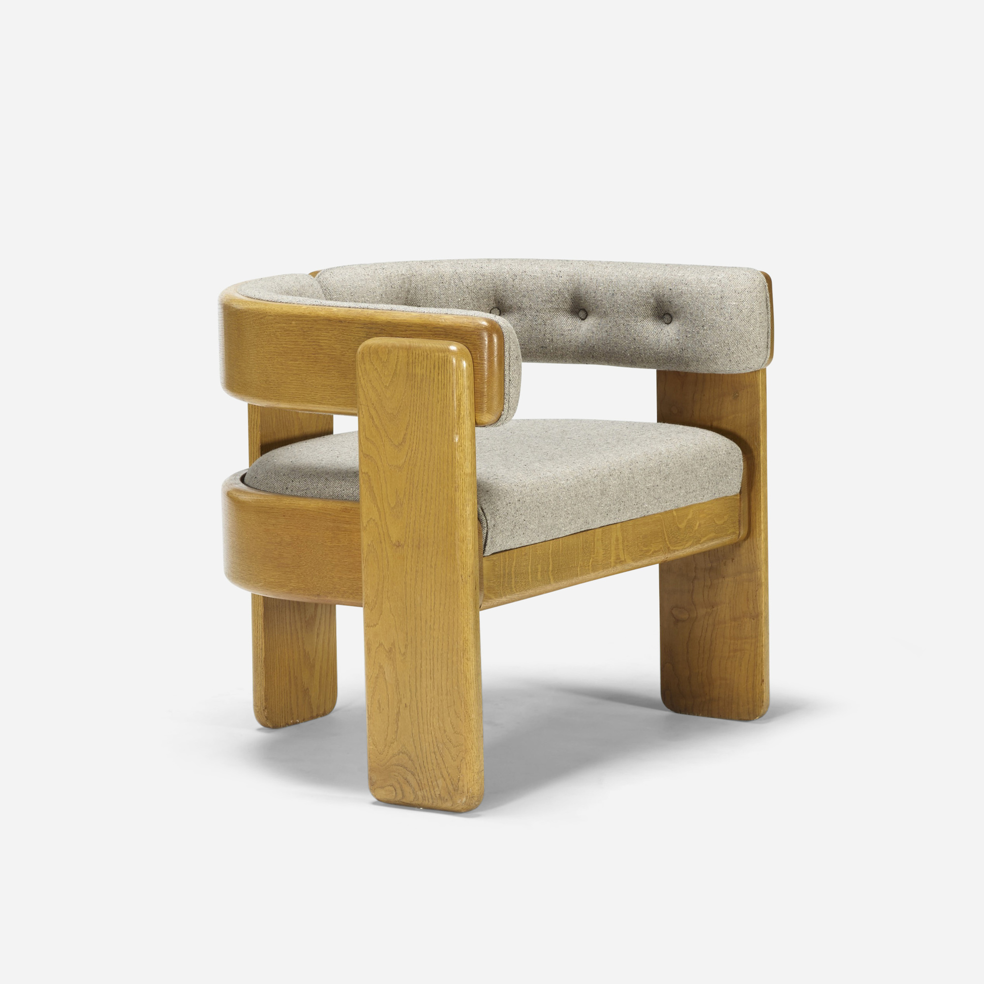 715: Afra and Tobia Scarpa / lounge chair (2 of 2)