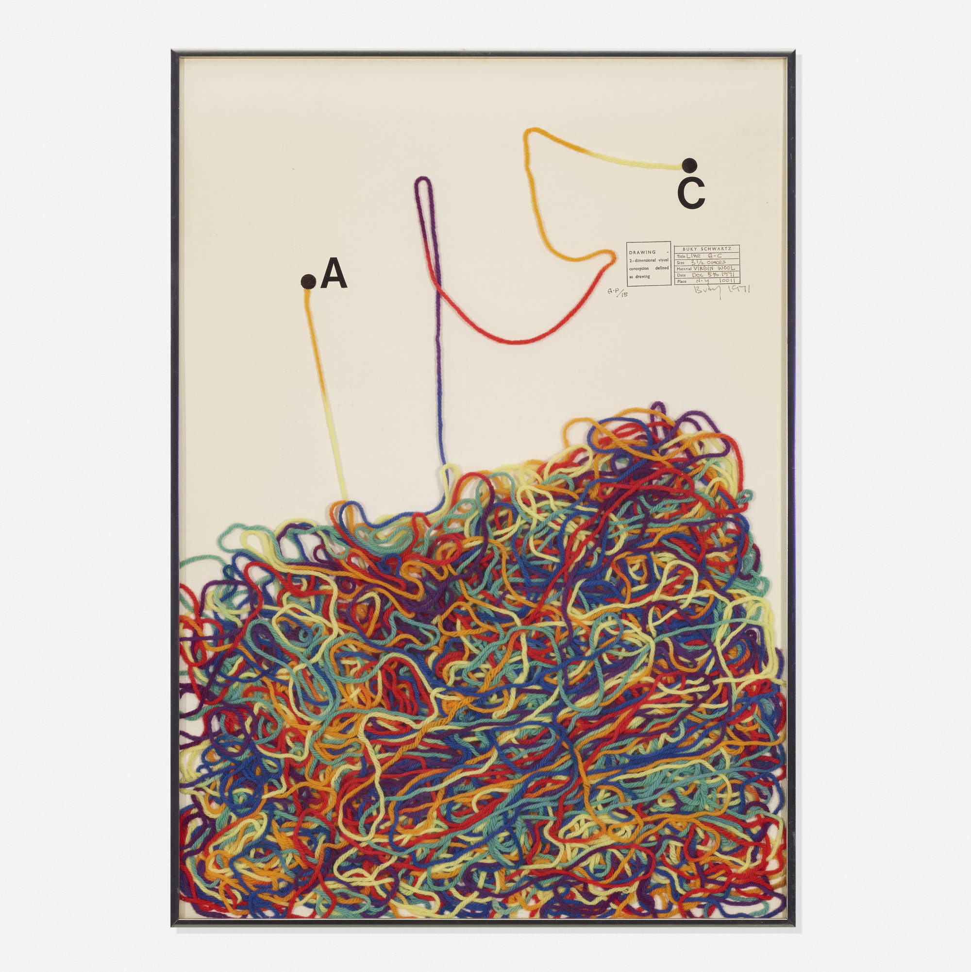 721: Buky Schwartz / Line A-C (1 of 1)