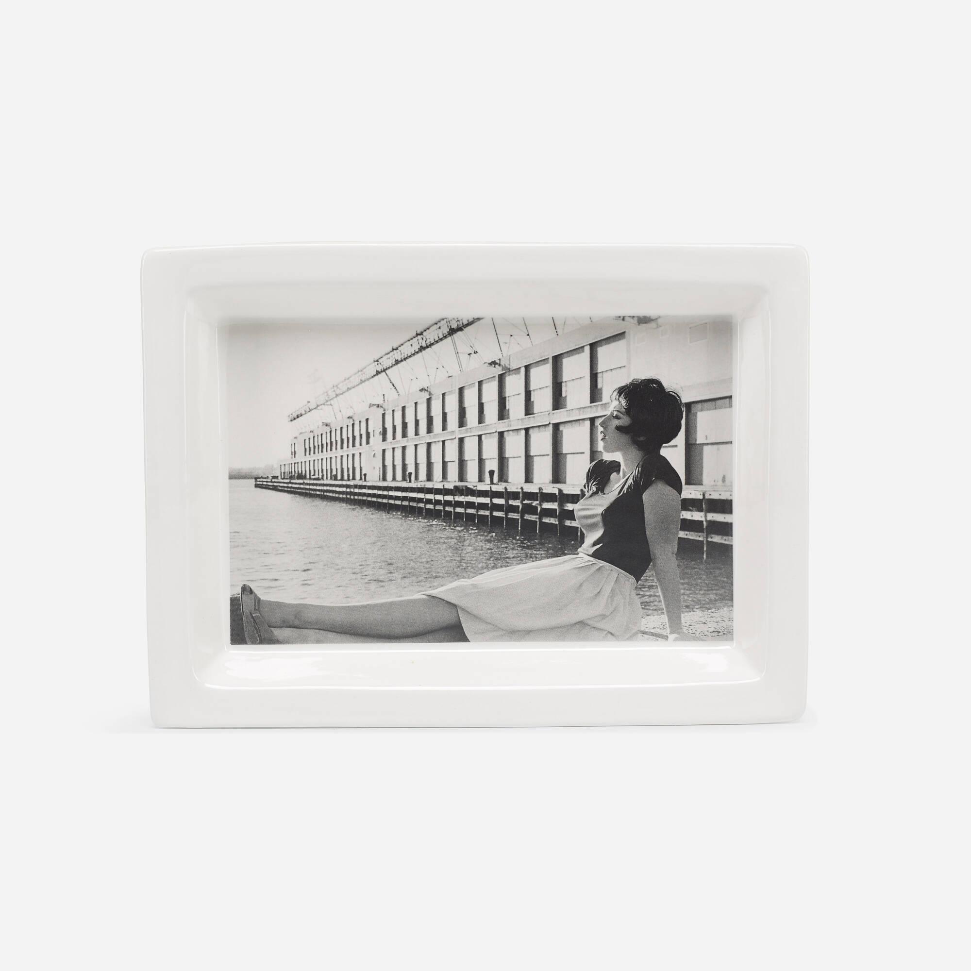 727: Cindy Sherman / Untitled Film Still tray (1 of 2)