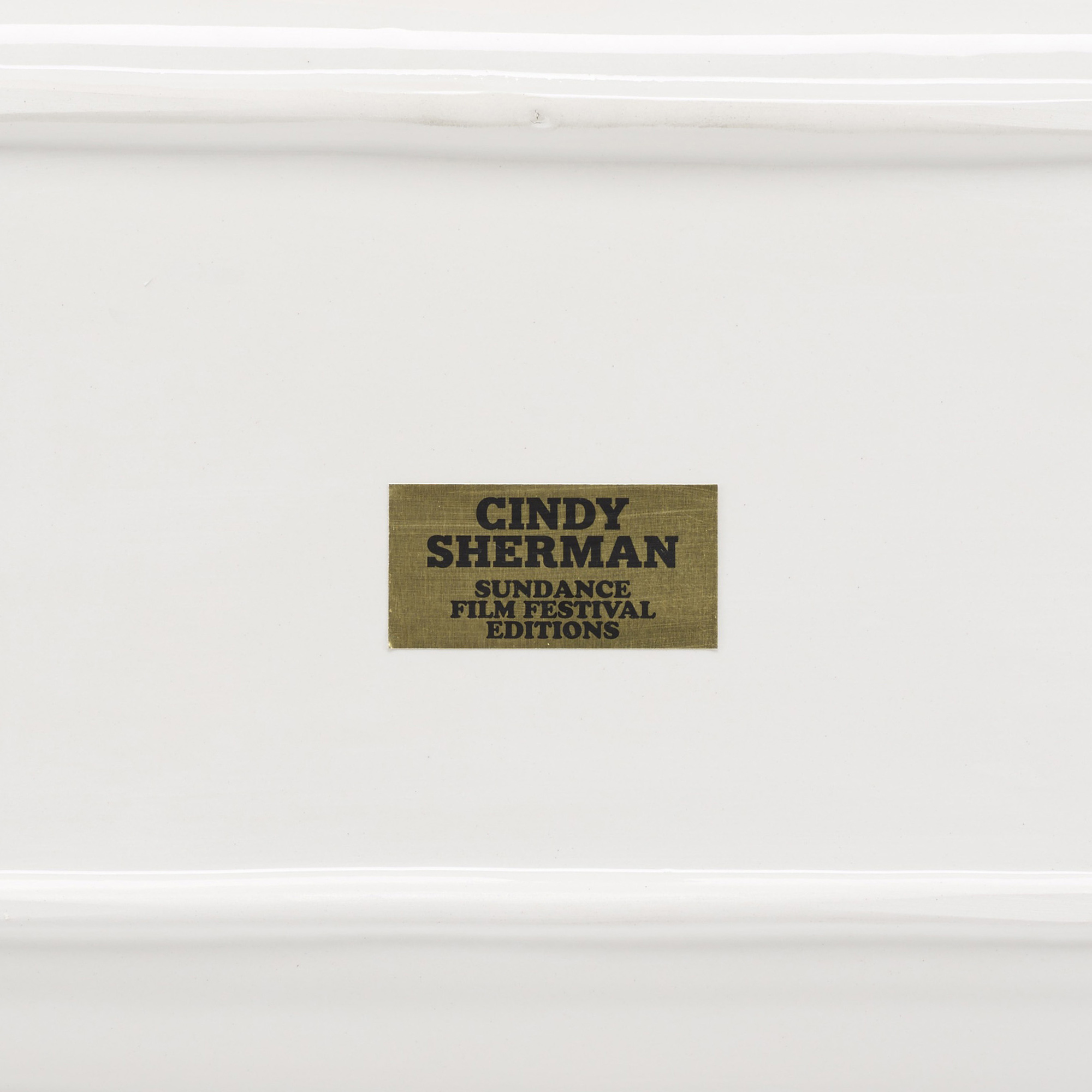 727: Cindy Sherman / Untitled Film Still tray (2 of 2)
