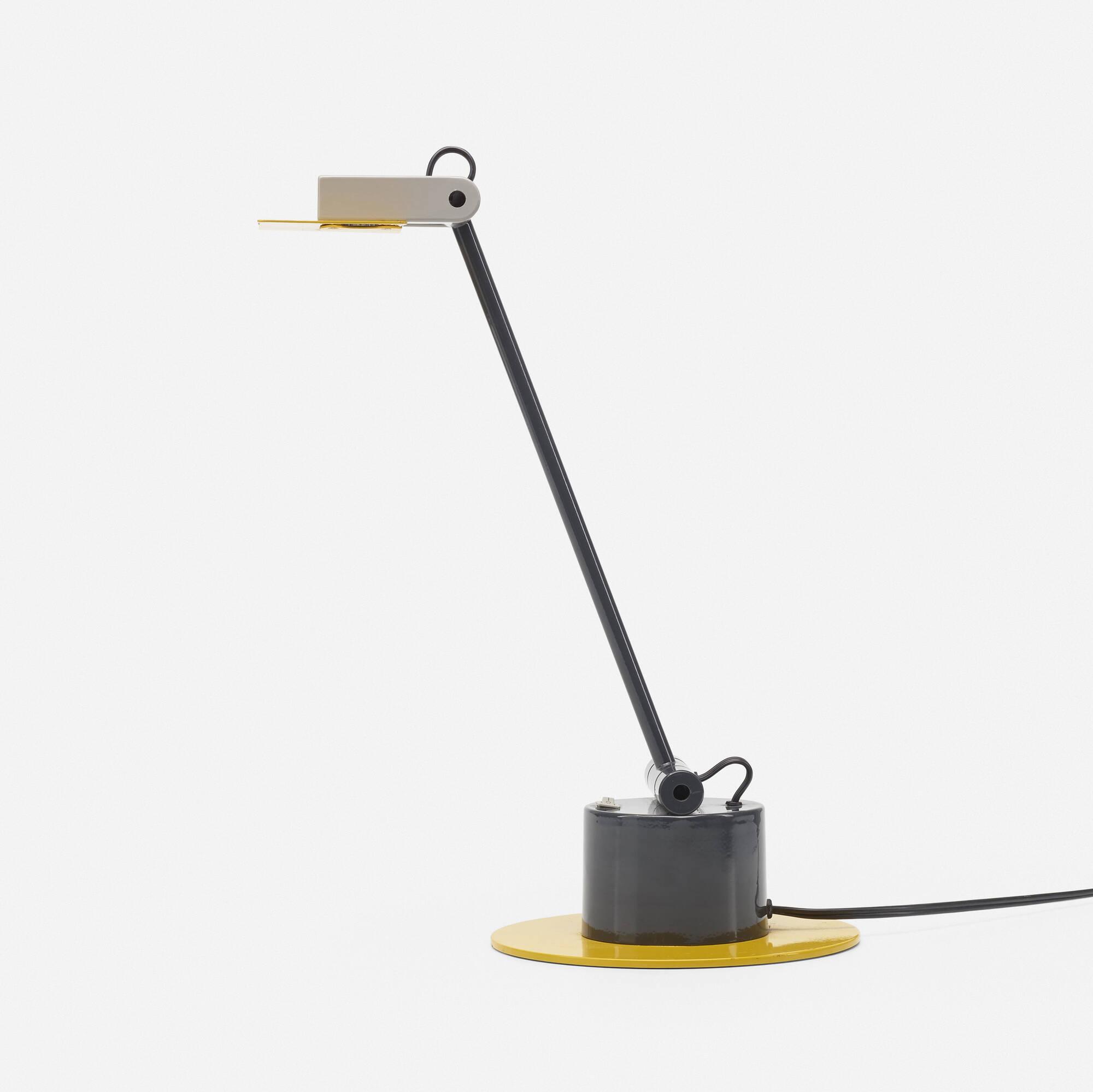 736: Ettore Sottsass / Aero table lamp (1 of 2)