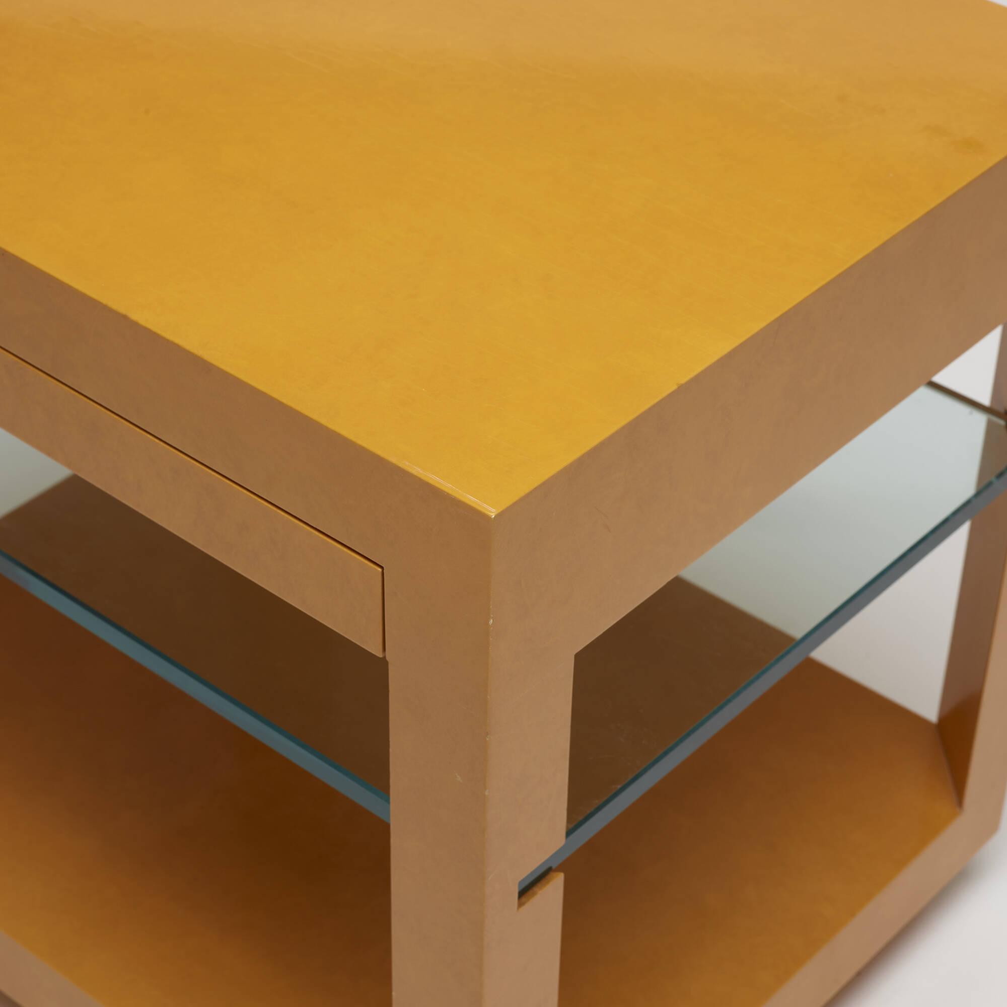 738: Karl Springer / occasional table (2 of 2)