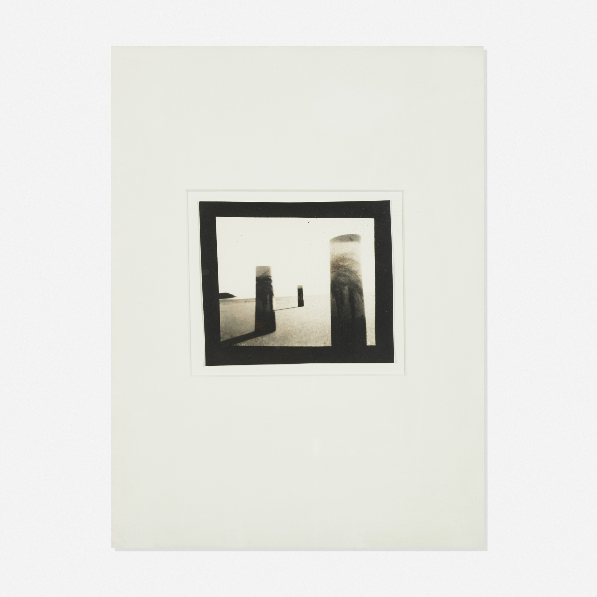 753: Ruth Thorne-Thomsen / Columns (from the Expeditions series) (1 of 1)