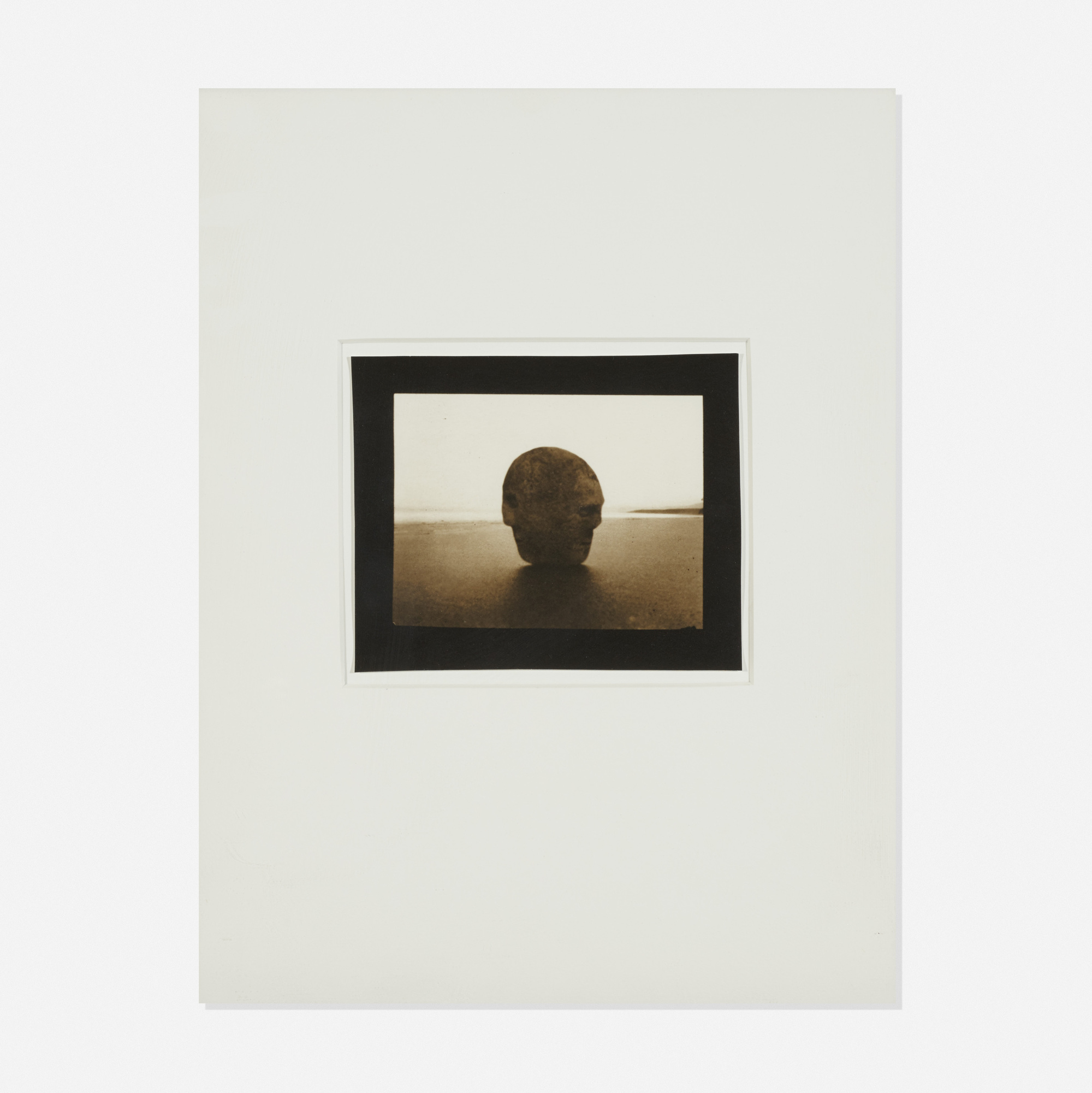 754: Ruth Thorne-Thomsen / Double Head (from the Expeditions series) (1 of 1)