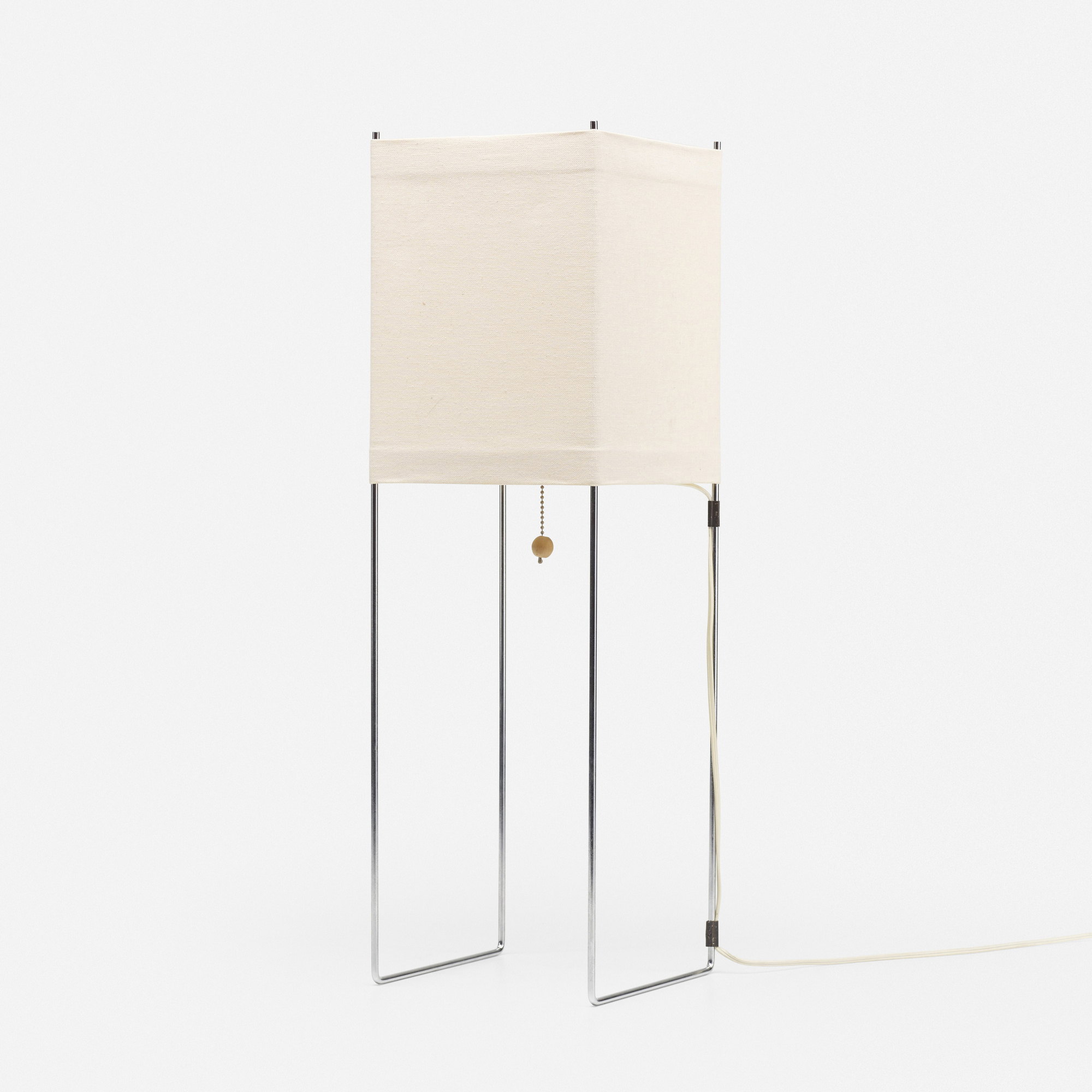 768: Gregory van Pelt / Wireworks 1 floor lamp (1 of 1)