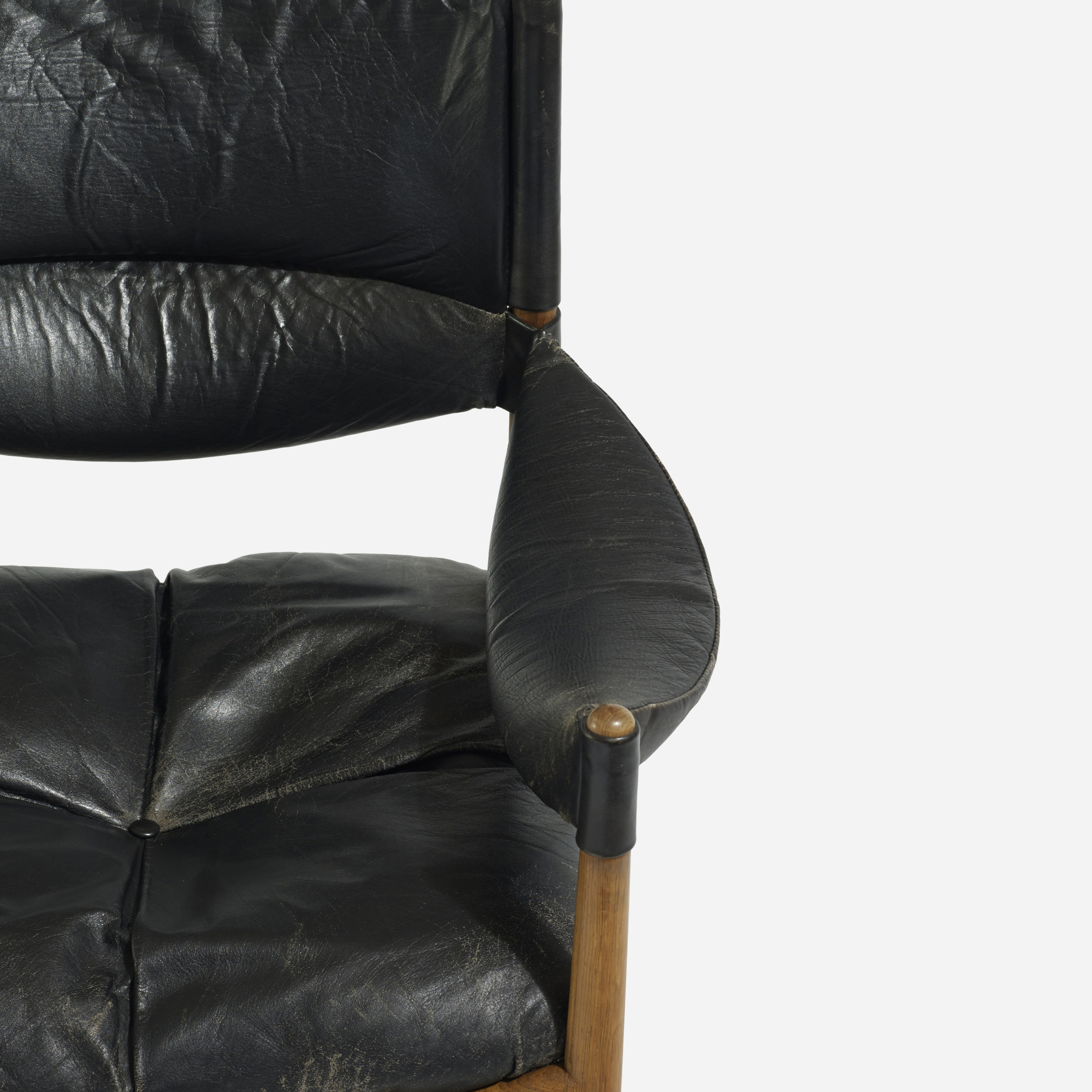 773: Kristian Vedel / pair of Modus lounge chairs and occasional table (3 of 4)