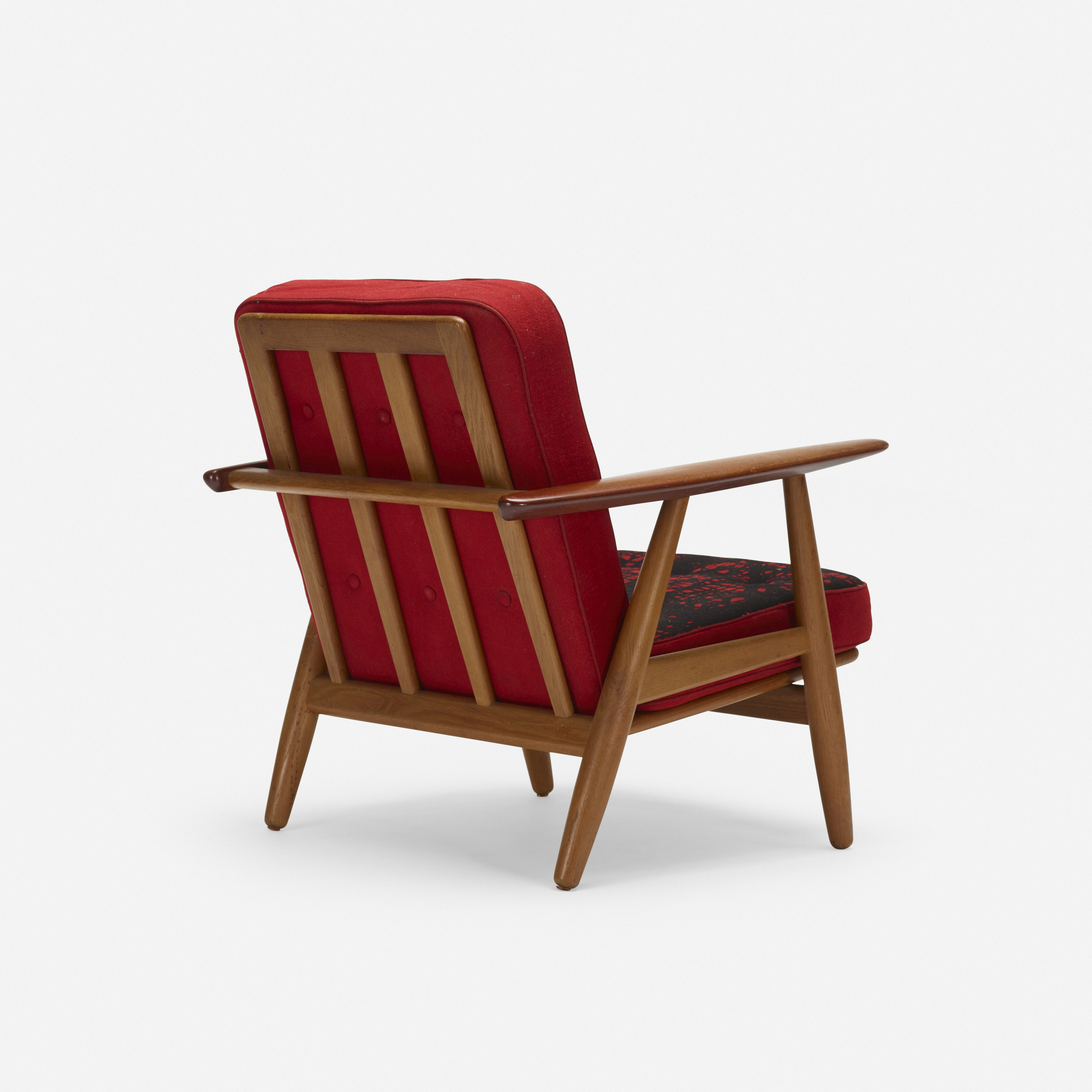 785: Hans J. Wegner / lounge chair, model GE240 (1 of 3)