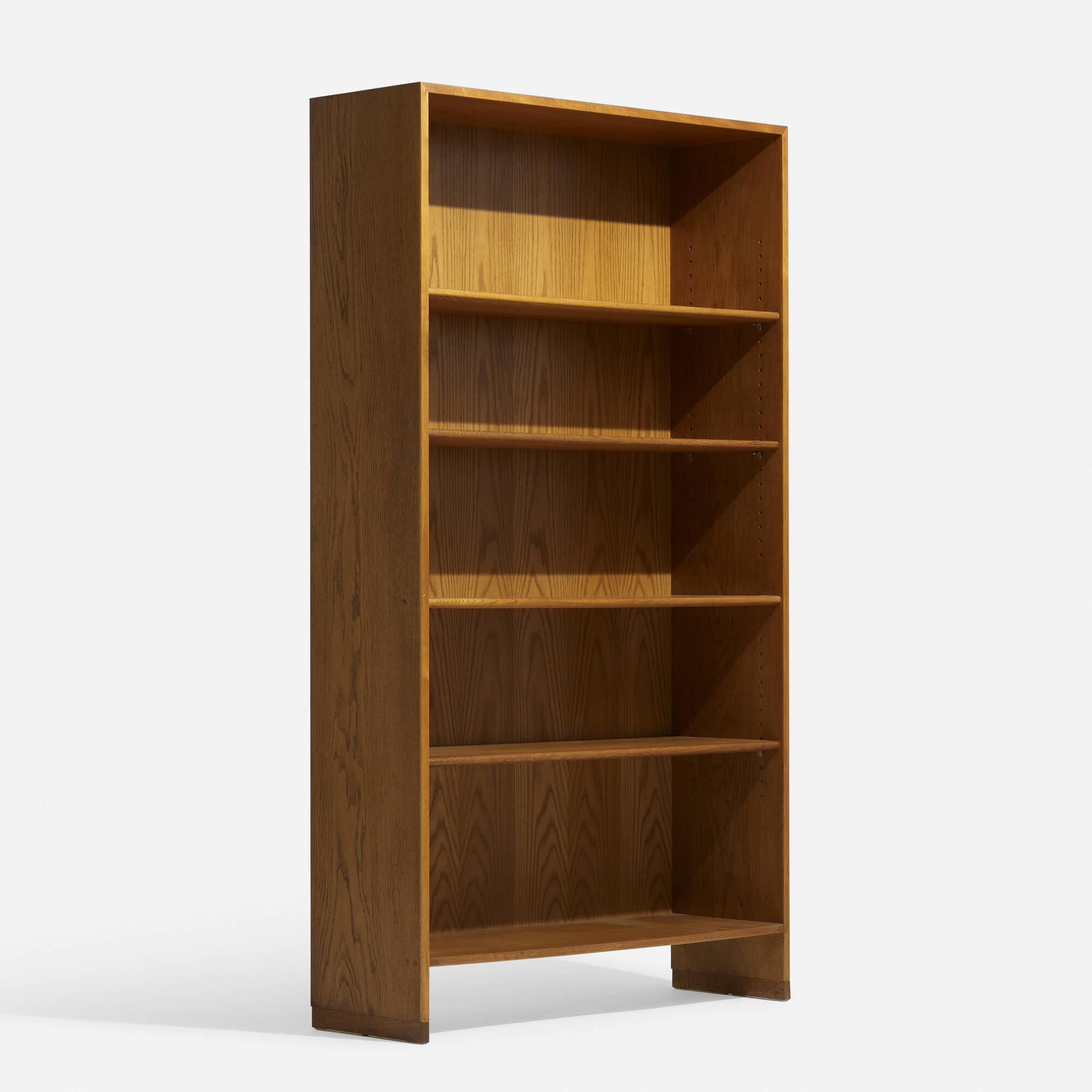 787: Hans J. Wegner / bookcase, model RY8 (1 of 1)