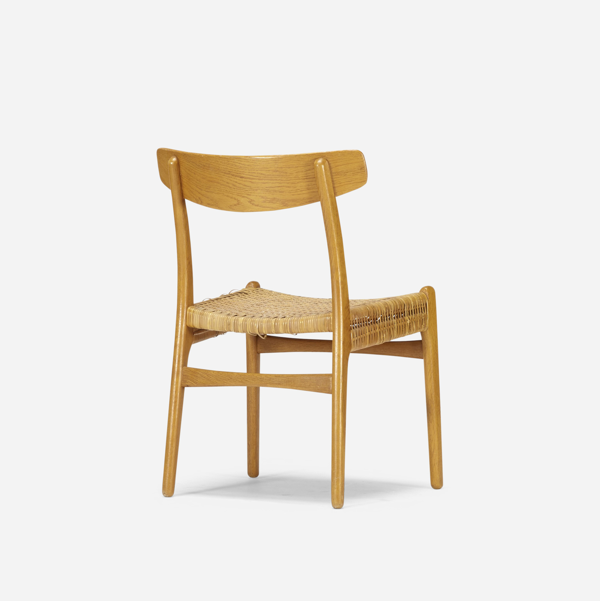 790: Hans J. Wegner / dining chair, model CH23 (3 of 4)