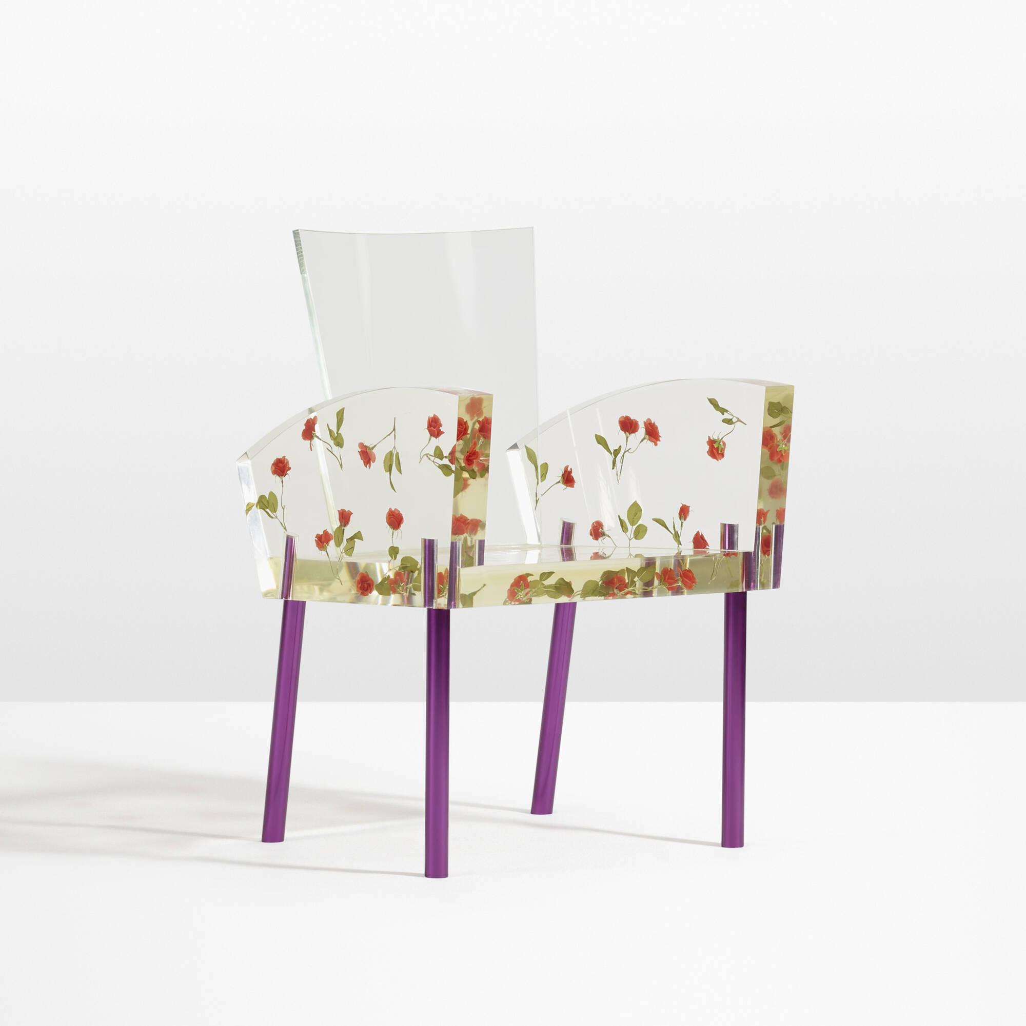 7: Shiro Kuramata / Miss Blanche chair (1 of 6)