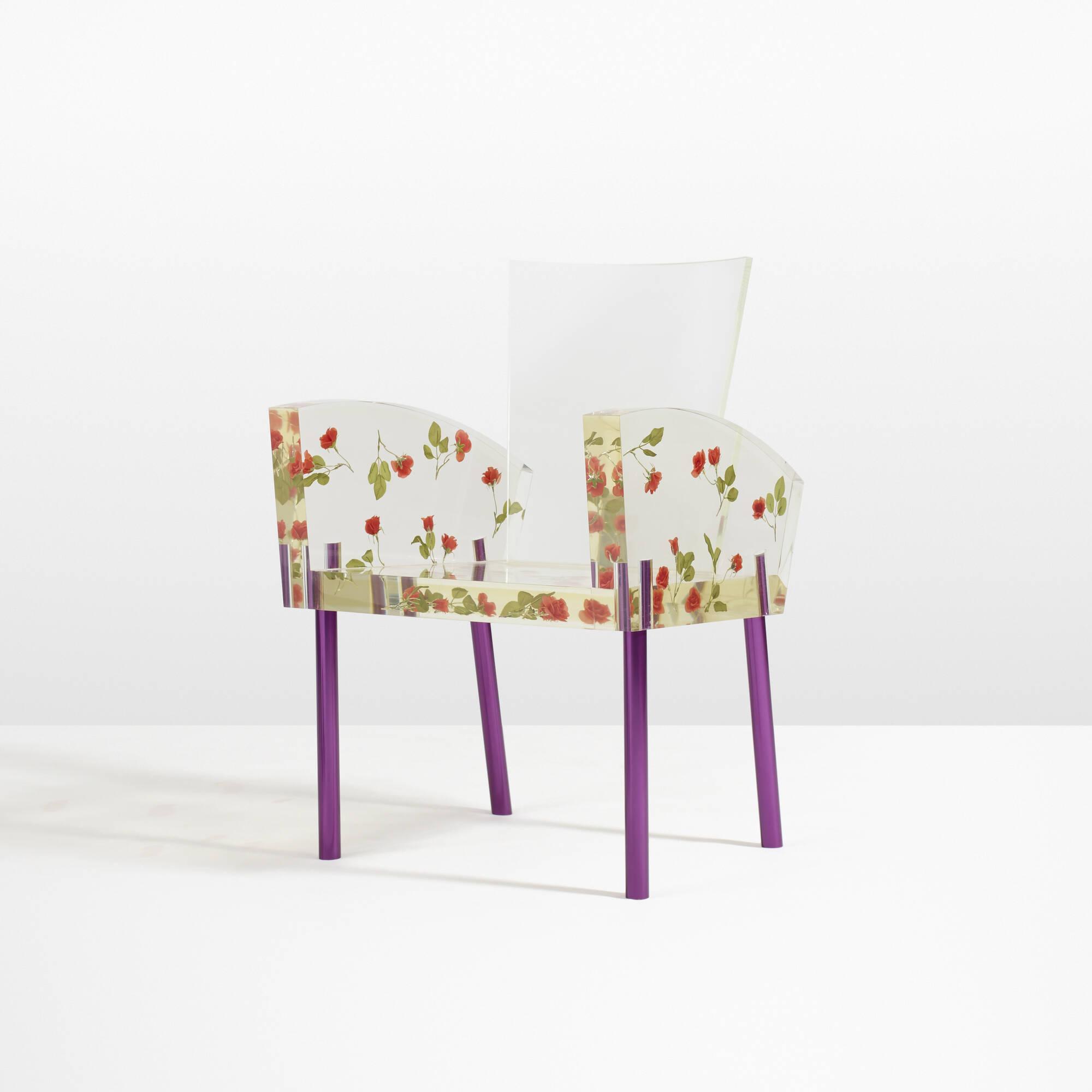 7: Shiro Kuramata / Miss Blanche chair (3 of 6)