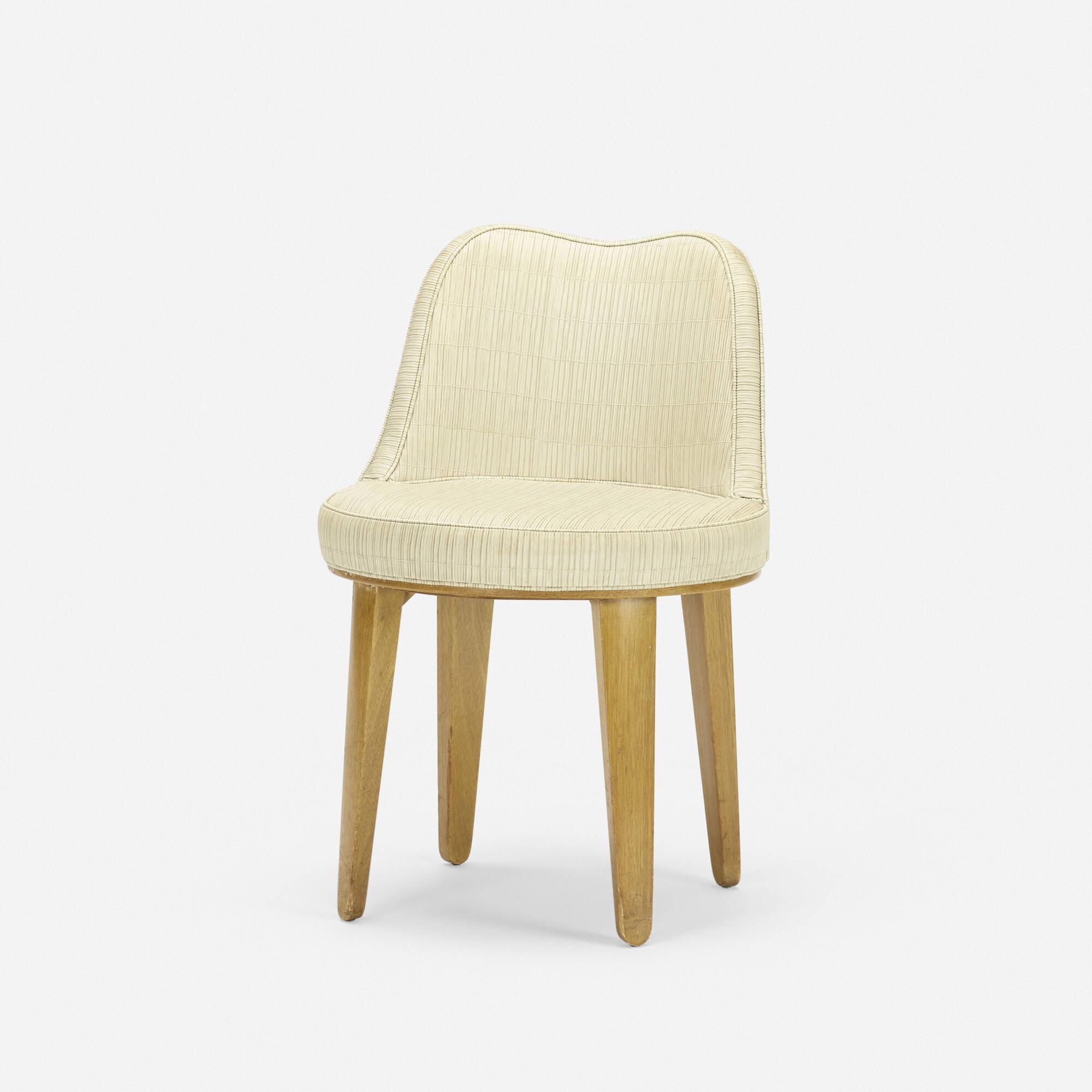 801: Edward Wormley / swivel chair (1 of 1)