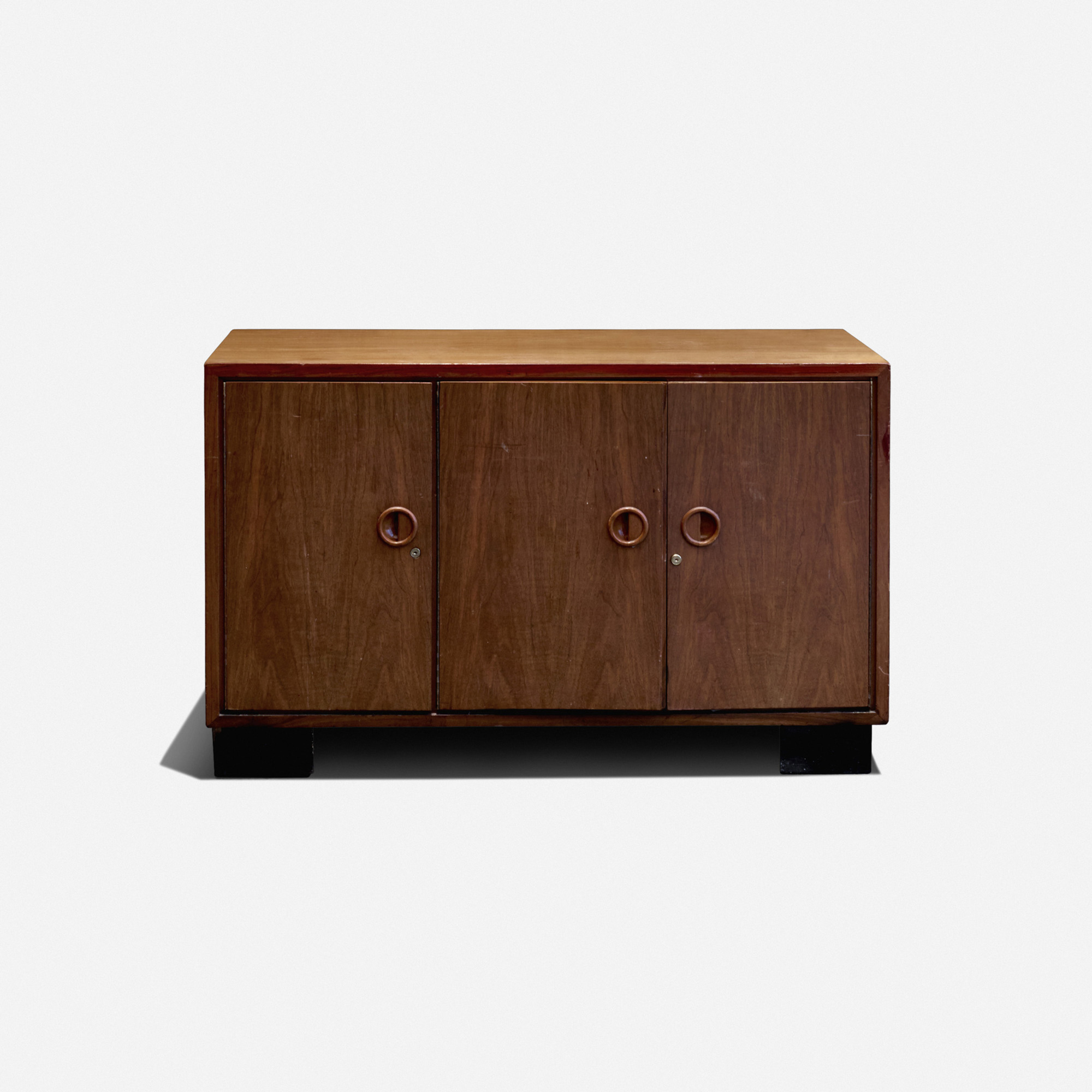 803: Philip Johnson Associates / Serving Cabinet From The Private Dining  Room No. 3