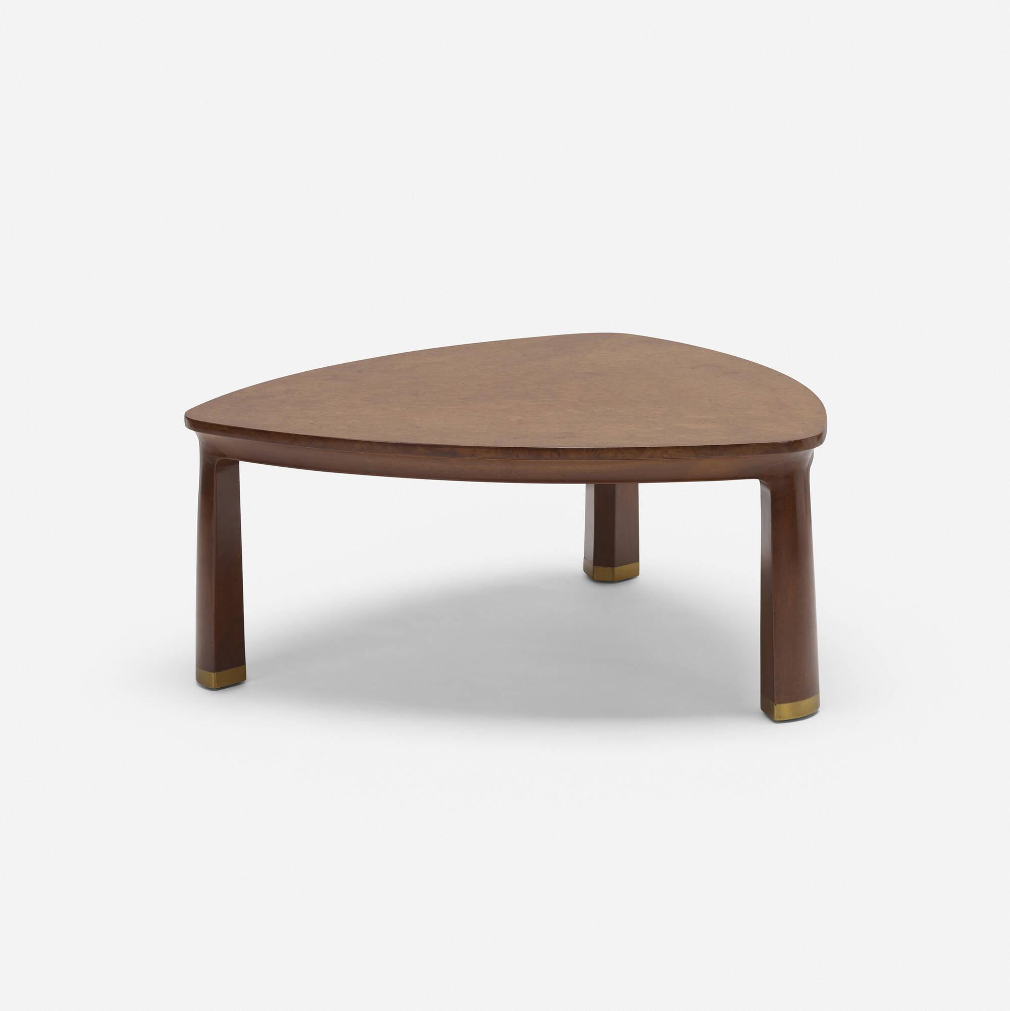 805: Edward Wormley / coffee table, model 6029 (1 of 2)