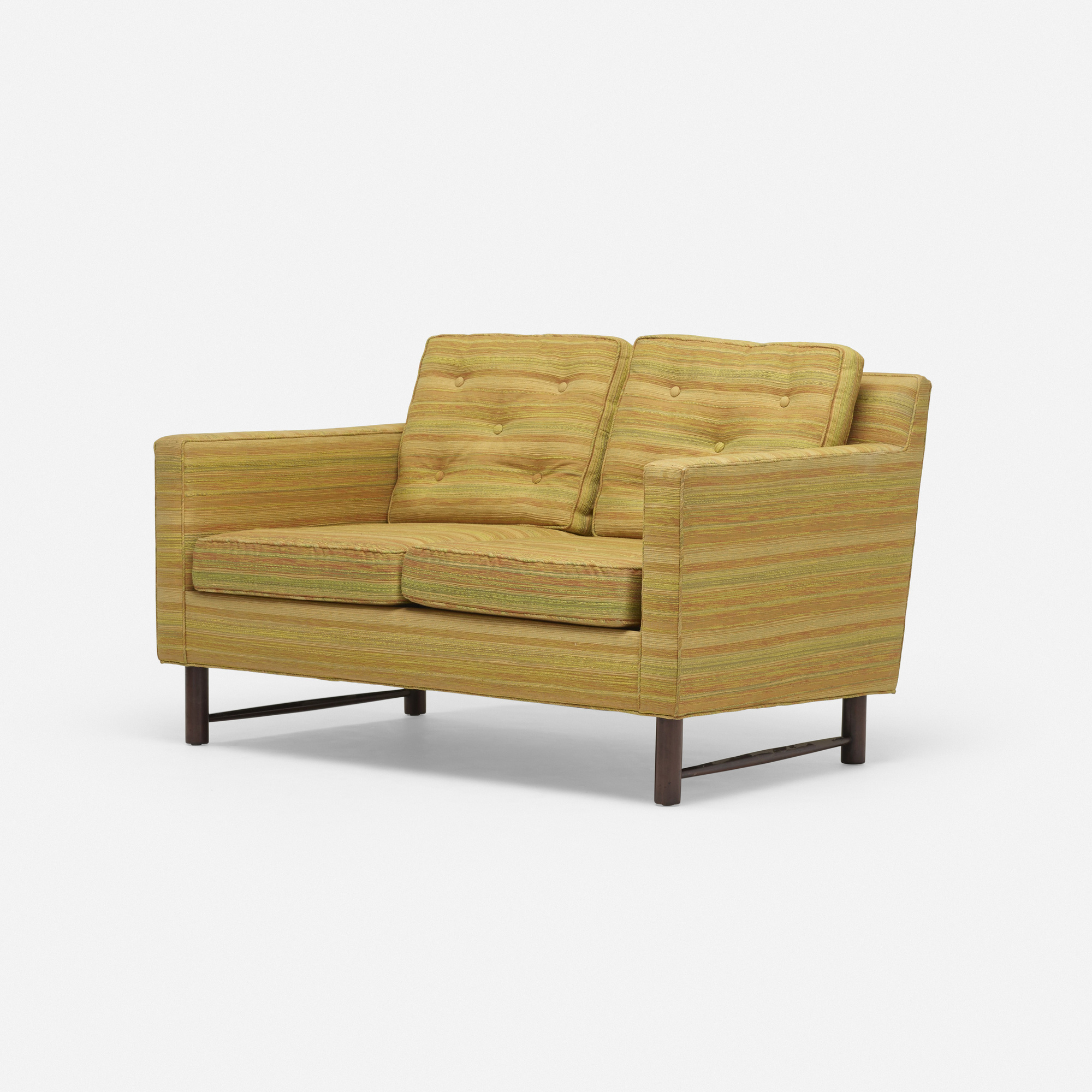 809: Edward Wormley / settee, model 253 (1 of 3)