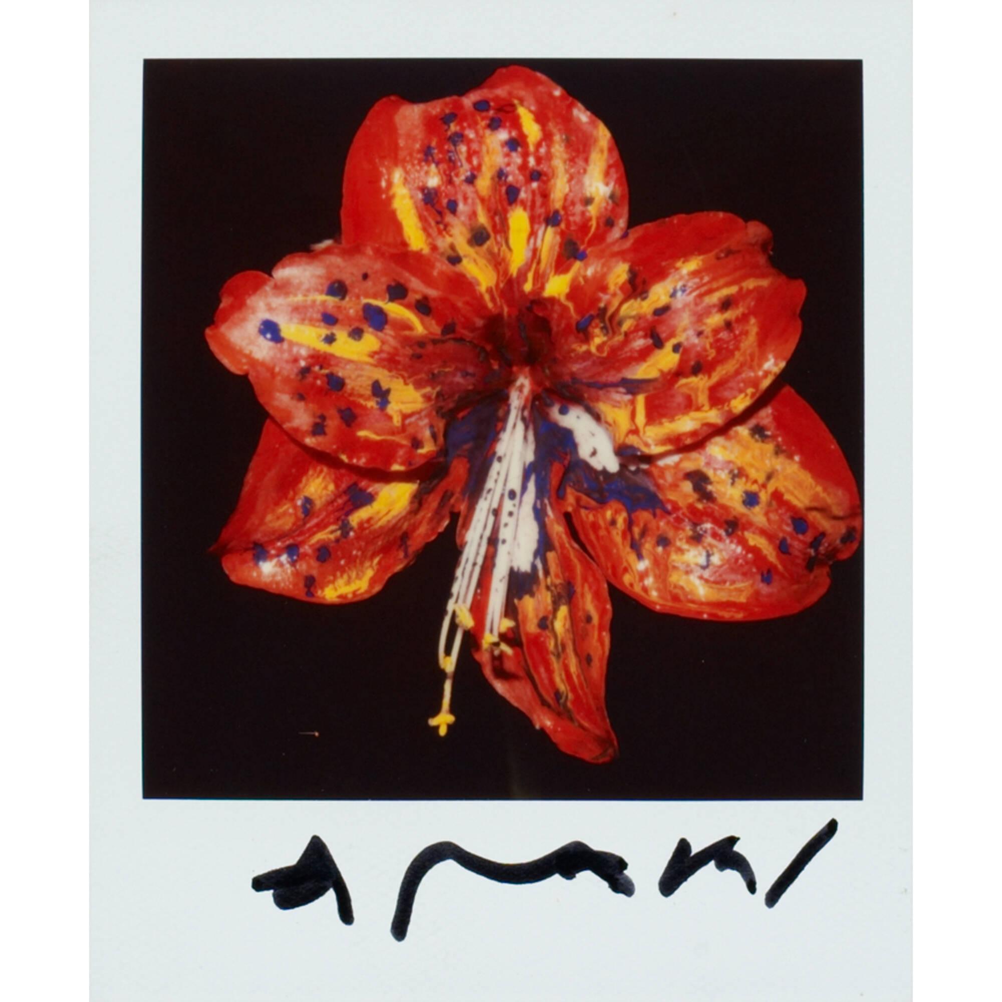 856: NOBUYOSHI ARAKI, untitled (Flowers)