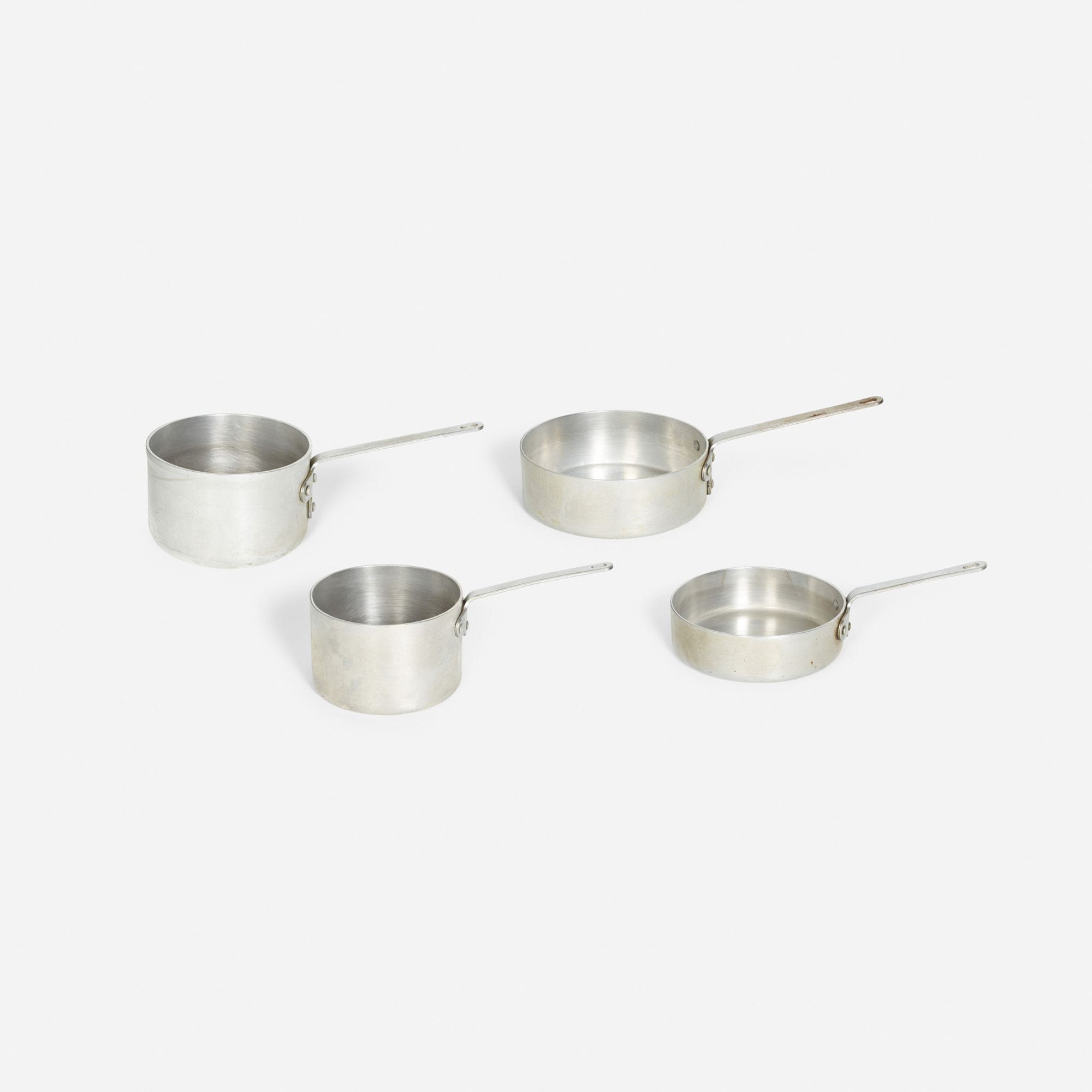907:  / cookware from the kitchen of The Four Seasons, set of four (1 of 1)