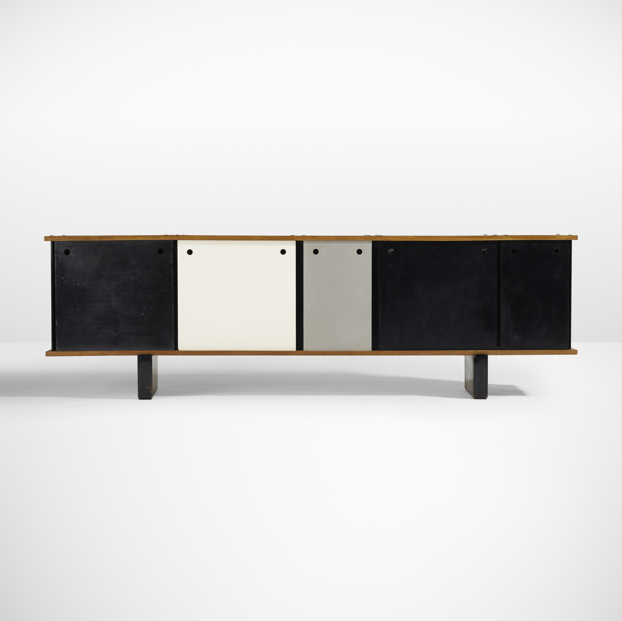 9 charlotte perriand rare bloc bahut from cit cansado mauritania. Black Bedroom Furniture Sets. Home Design Ideas