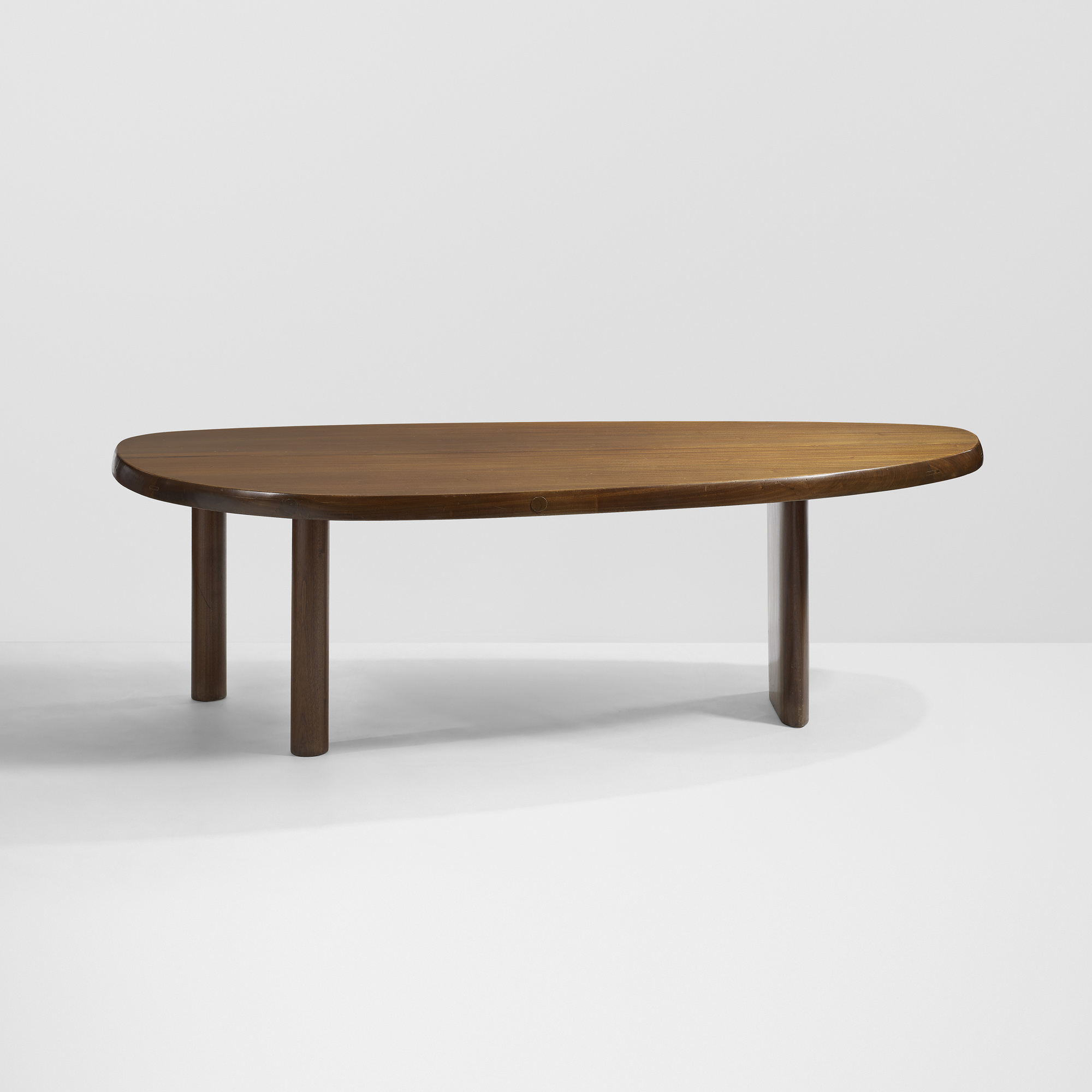 9 Charlotte Perriand Free form dining table Design