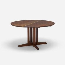 Attirant GEORGE NAKASHIMA, Round Cluster Based Dining Table | Wright20.com