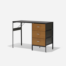 GEORGE NELSON U0026 ASSOCIATES, Steelframe Desk, Model 4111 | Wright20.com