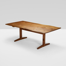 GEORGE NAKASHIMA, Trestle Dining Table | Wright20.com